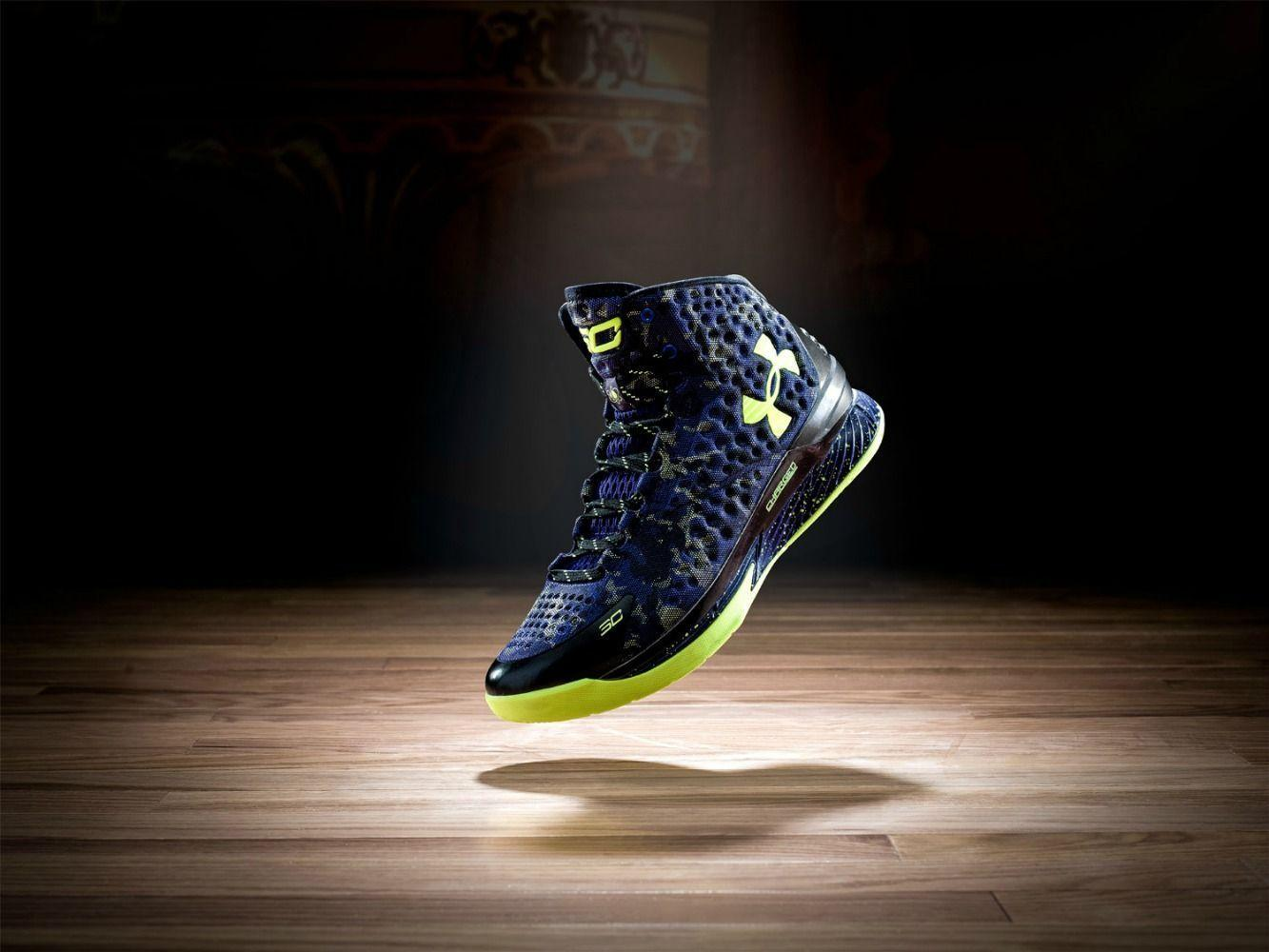 Under Armour Curry One &Matter&All