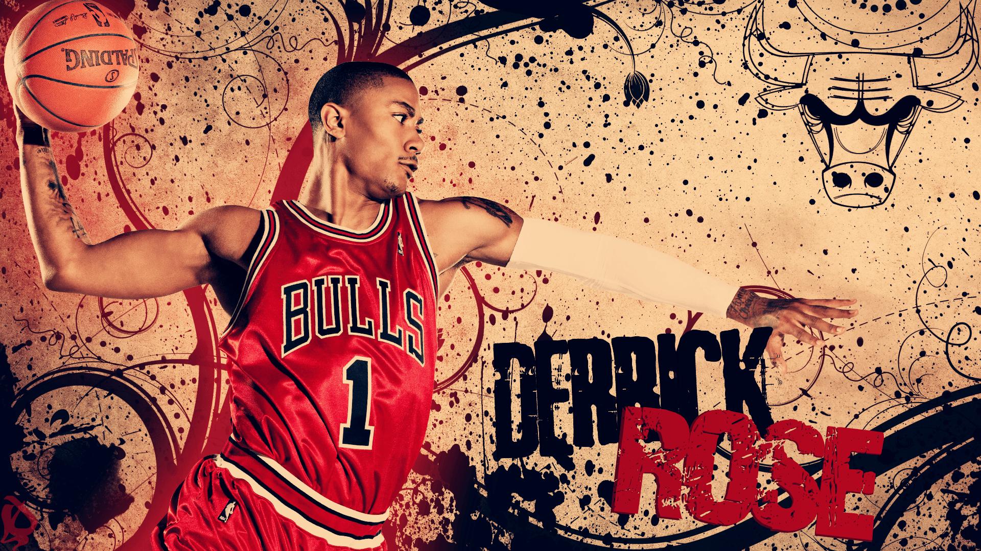 9eca55622ec Derrick Rose Chicago Bulls Picture Wallpaper  04933 - ARASPOT.com