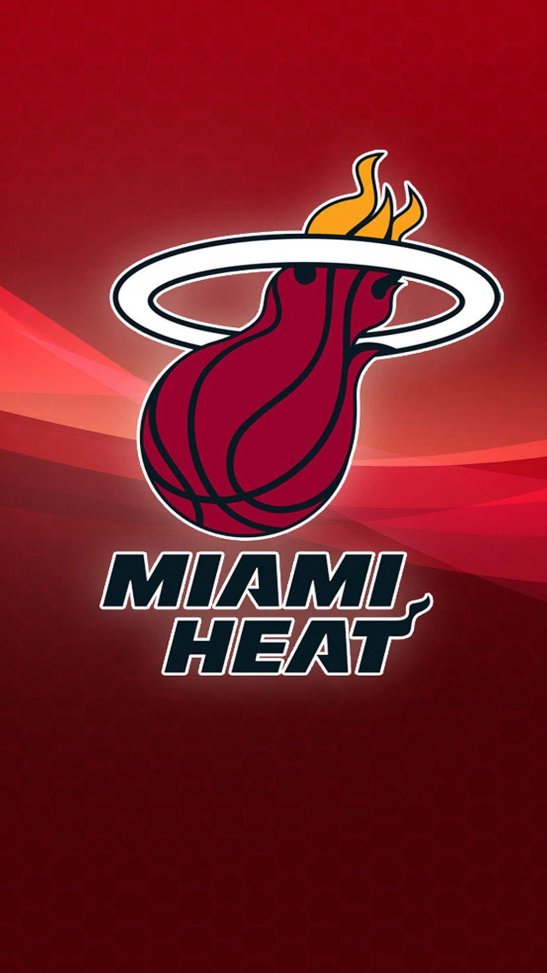 Miami Heat Iphone Wallpapers 2017 Wallpaper Cave