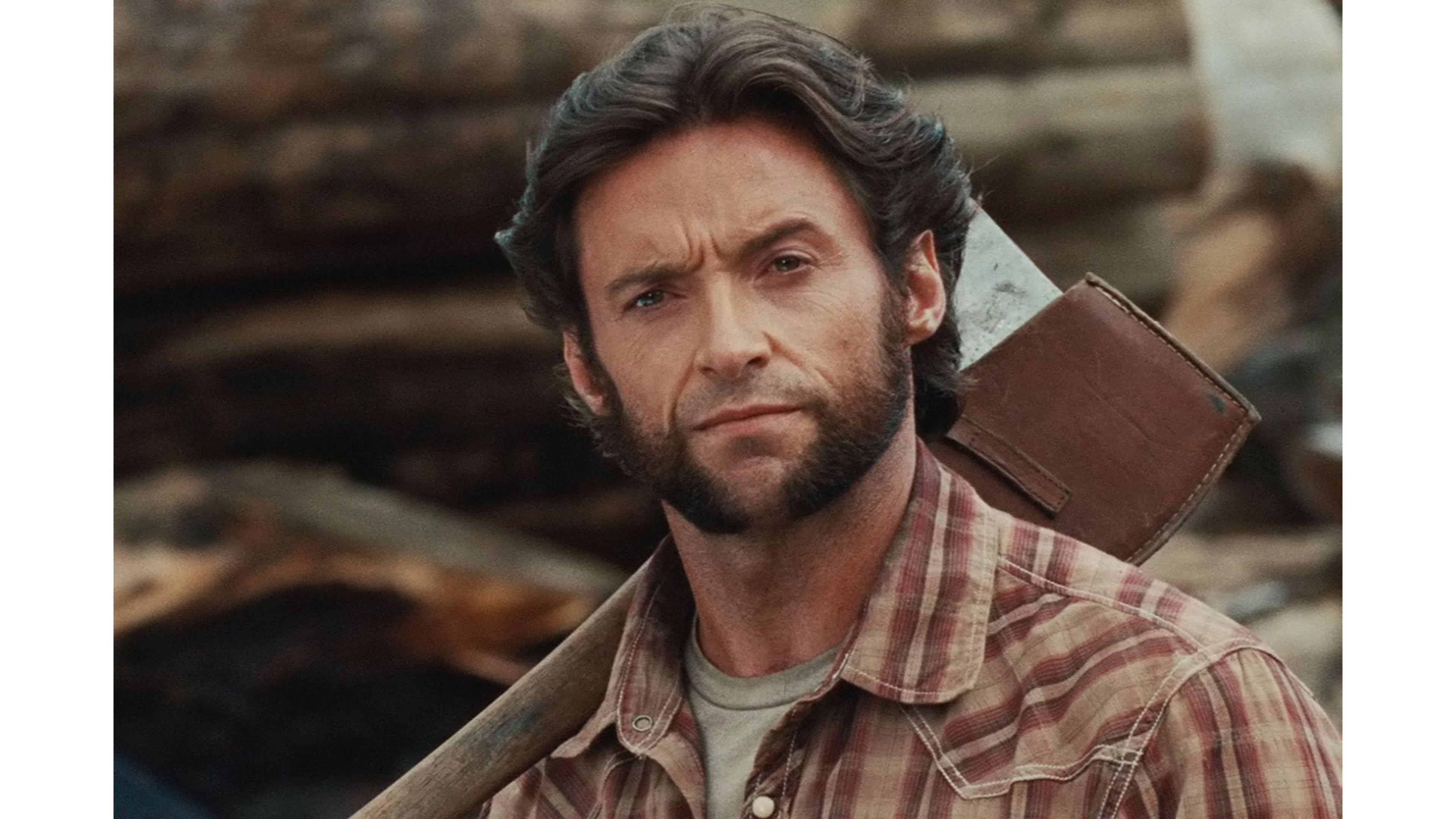 Wolverine - Hugh Jackman   Hugh / Wolverine / Logan in