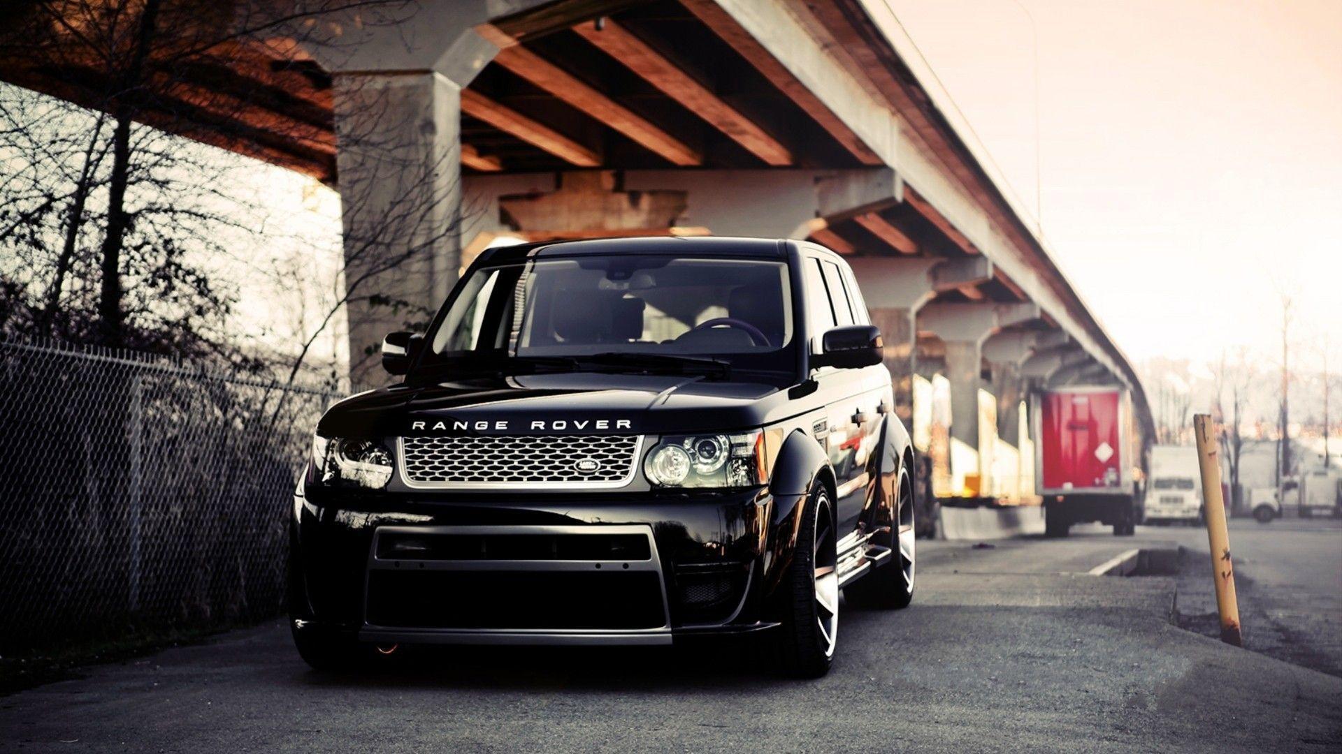 Range Rover Sport Black Wallpaper: Range Rover Sport 2017 Wallpapers