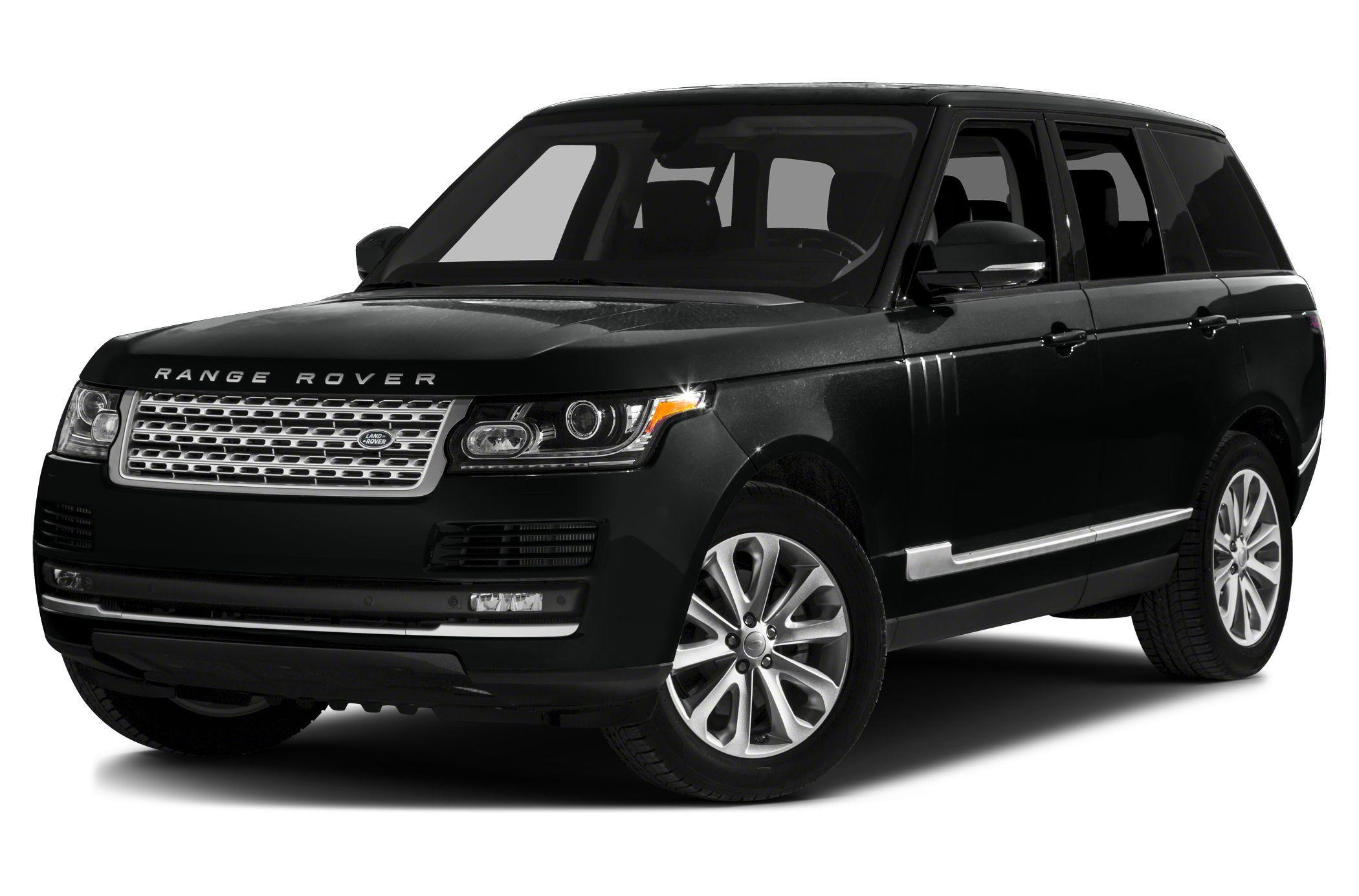 Range Rover Evoque Black Wallpapers High Resolution