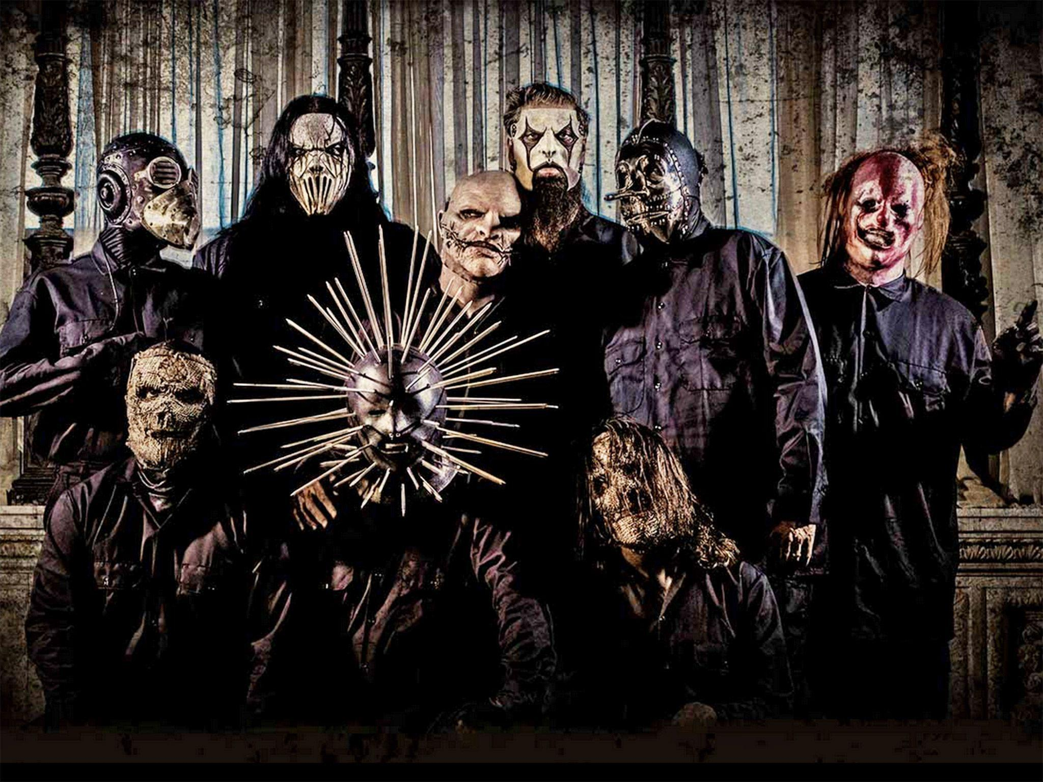 Slipknot Wallpapers 2017 - Wallpaper Cave