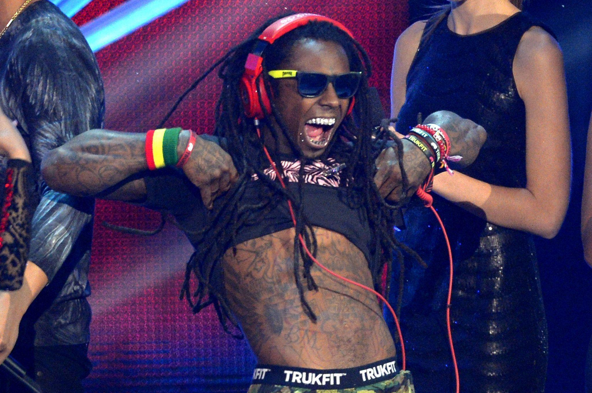 That's All I Am Is Music The Unpublished Lil Wayne Interview