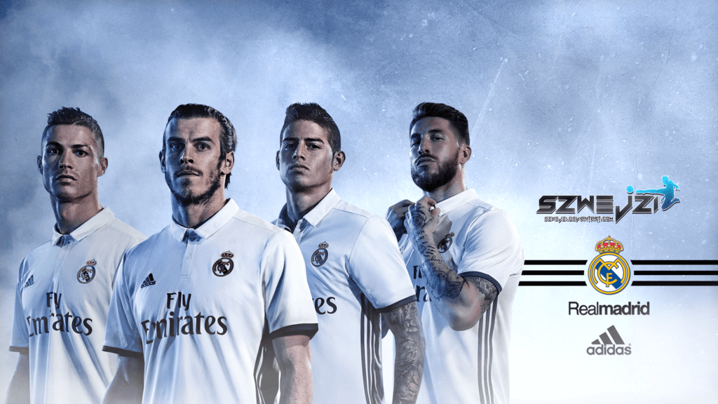 Real Madrid 2017 Wallpapers 3d Wallpaper Cave