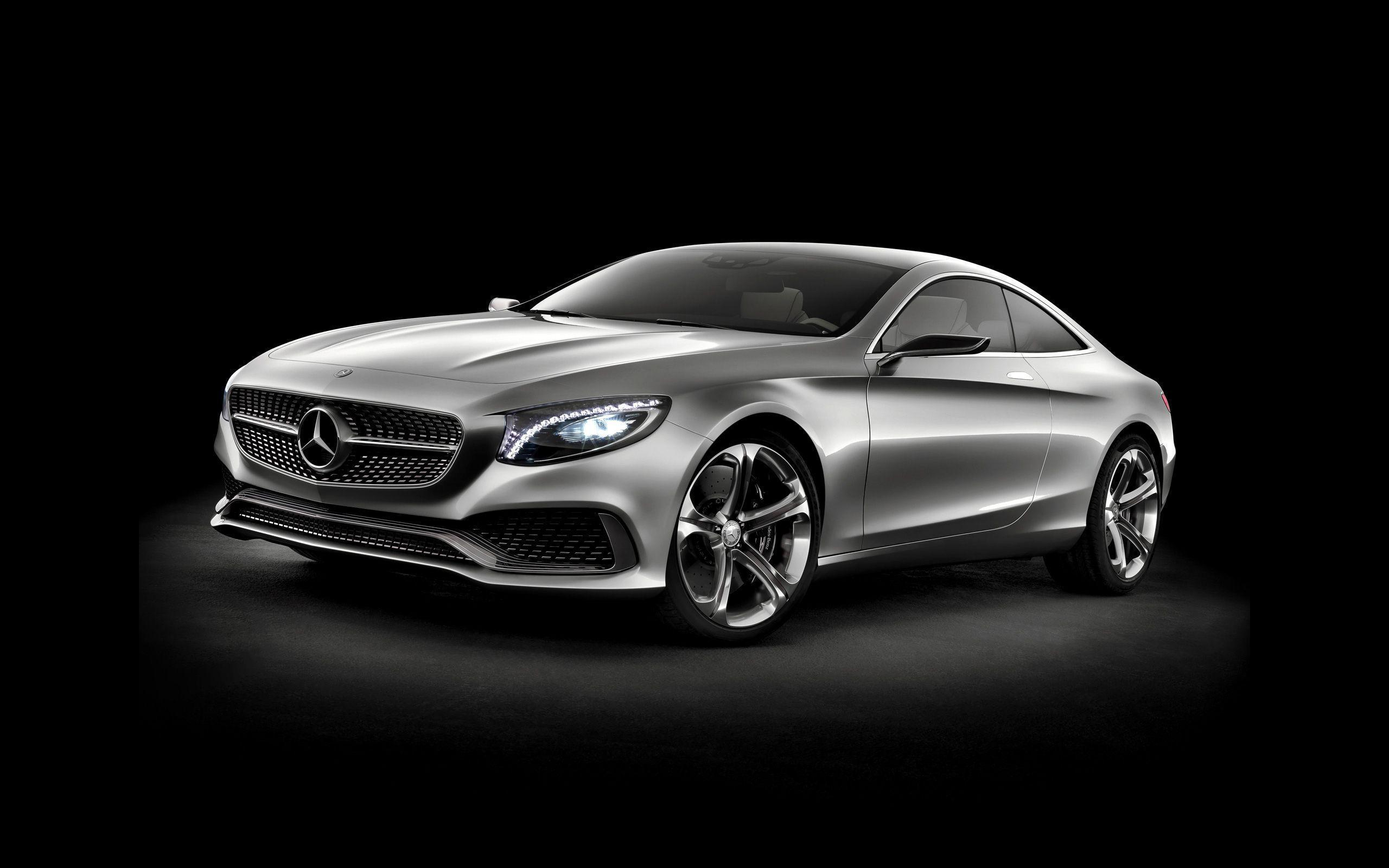 2017 Mercedes Benz S Class Wallpapers