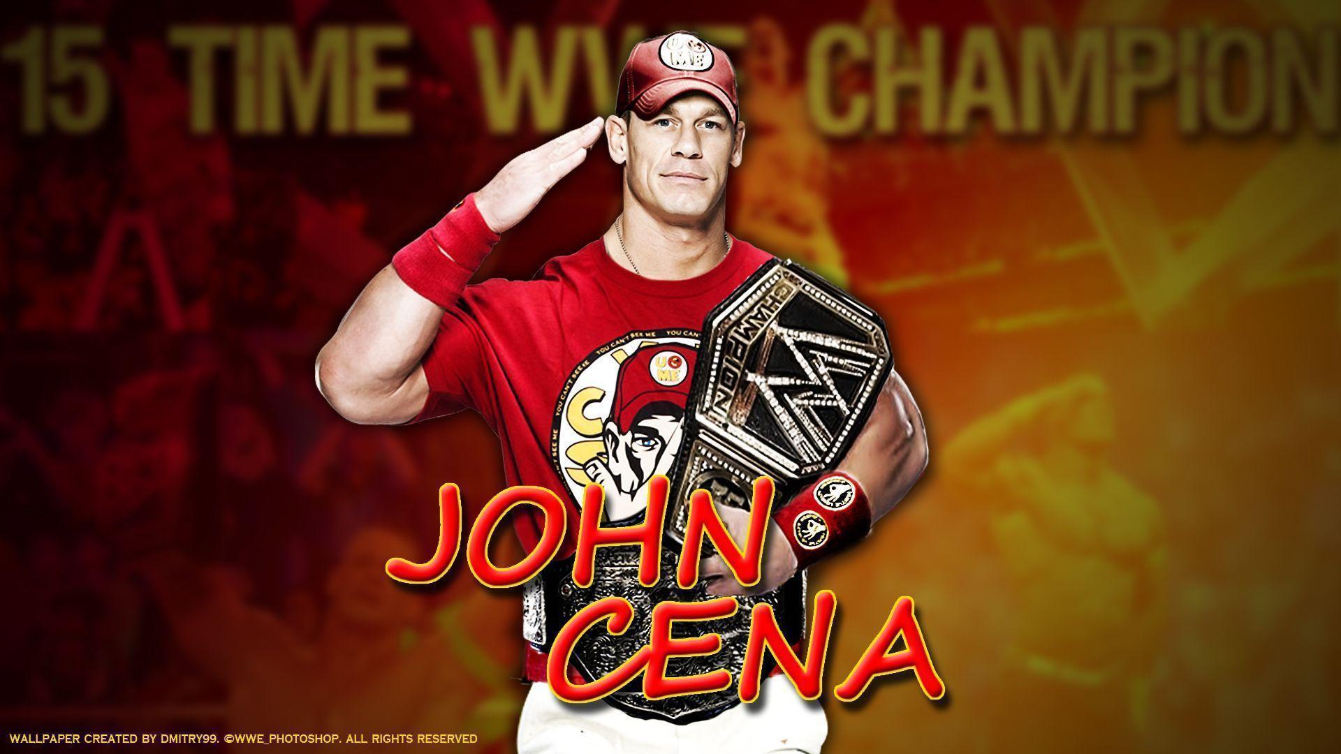 John Cena Wallpapers 2017 For Desktop HD - Wallpaper Cave