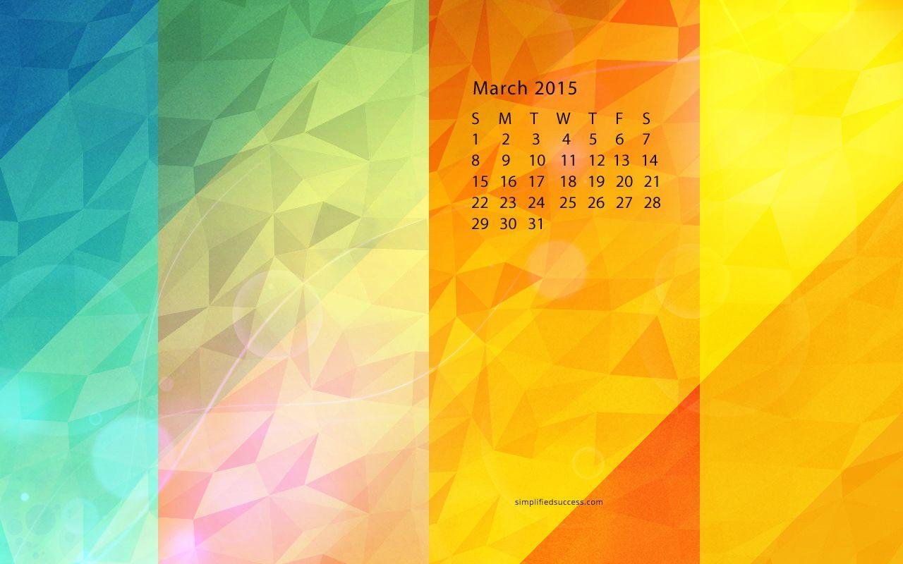 Desktop Wallpapers Calendar March 2017 Wallpaper Cave