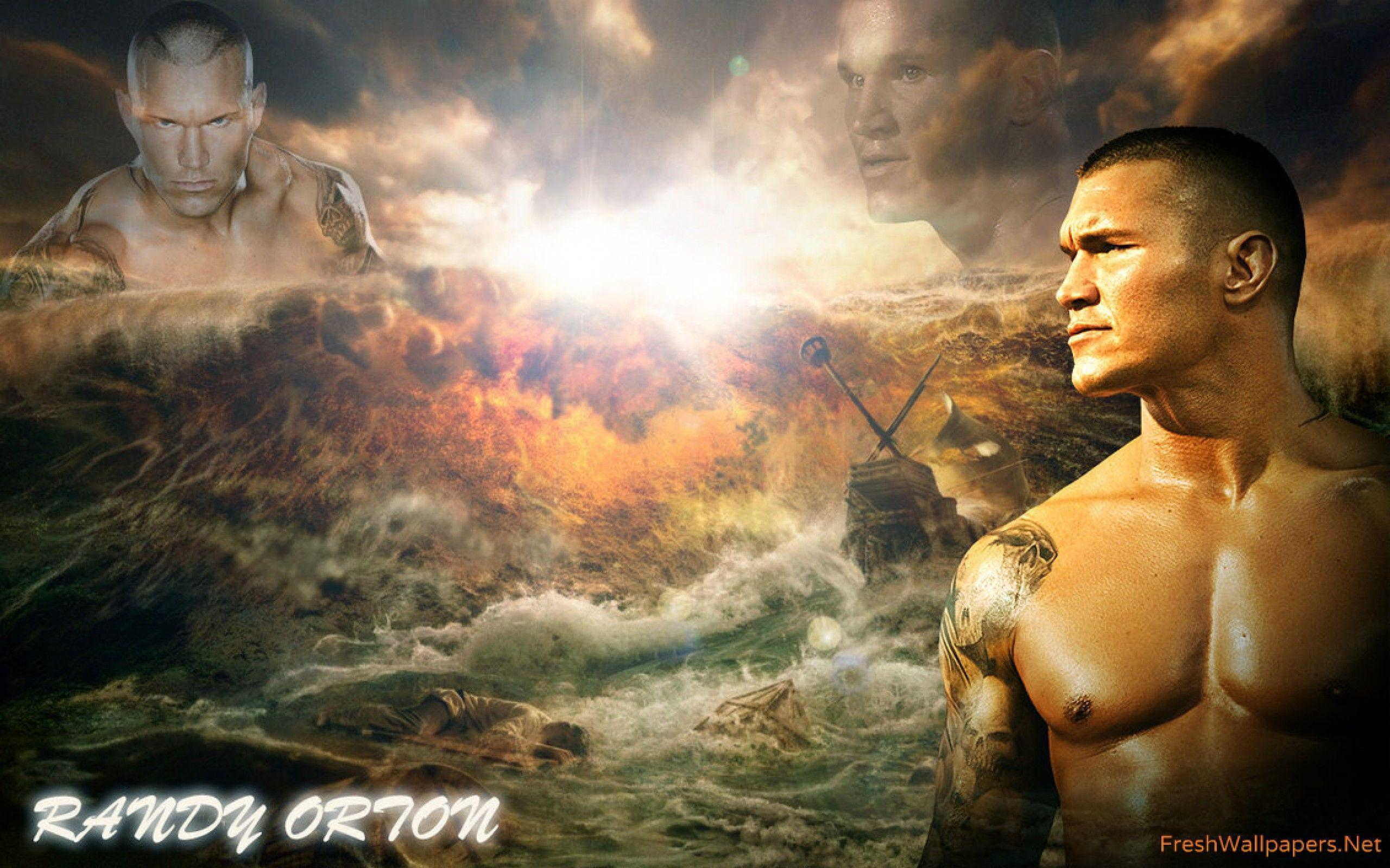 Randy Orton 2017 Wallpapers