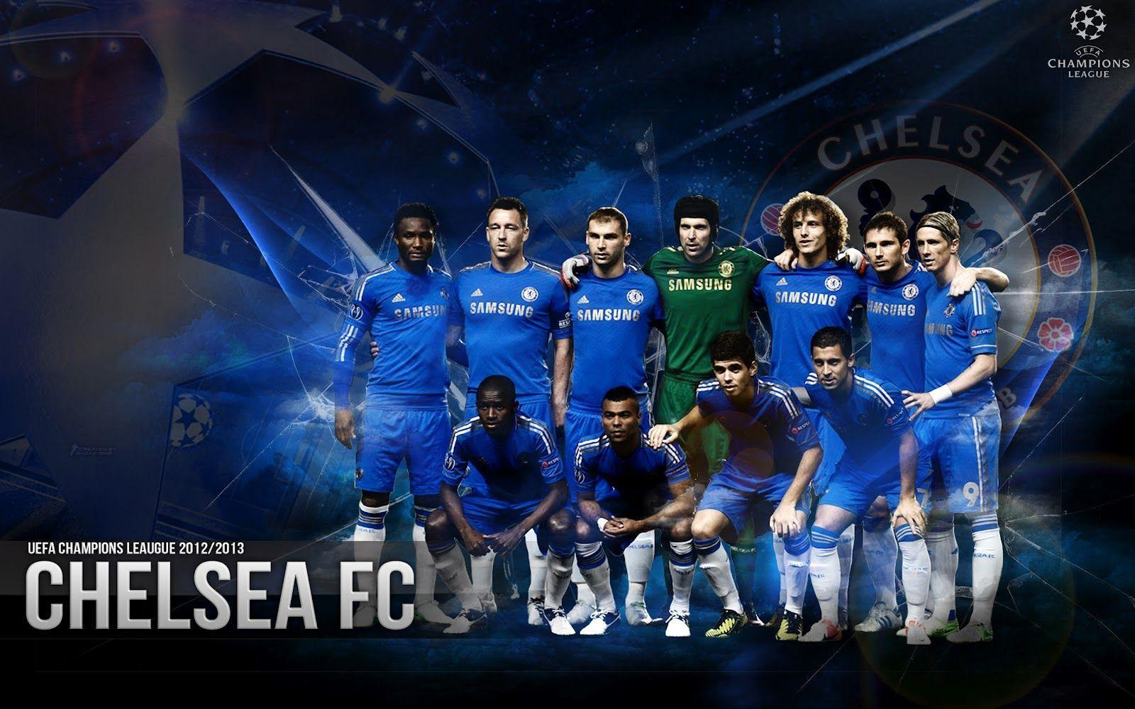 Chelsea Squad 2017 Wallpapers - Wallpaper Cave