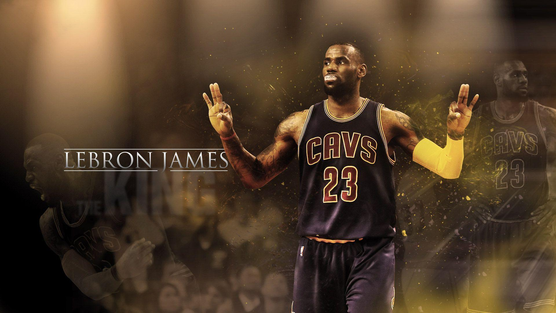 Lebron James Cleveland 2016 HD Wallpapers