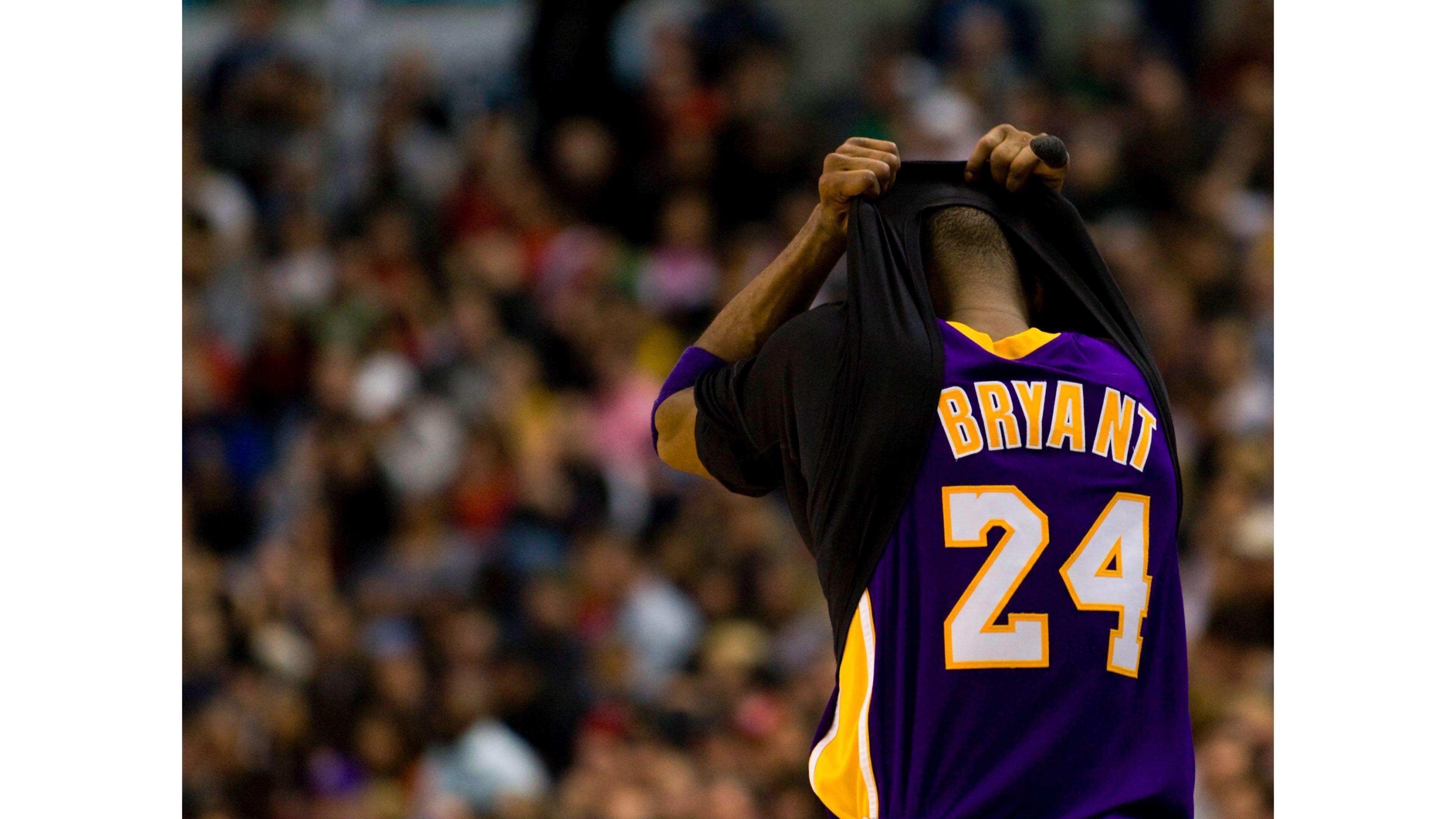 Kobe Bryant Bryant w 2012 roku 8 24 rzucający obrońca Pełne imię i nazwisko Kobe Bean Bryant Pseudonim Black Mamba KB24 Vino Data i miejsce urodzenia