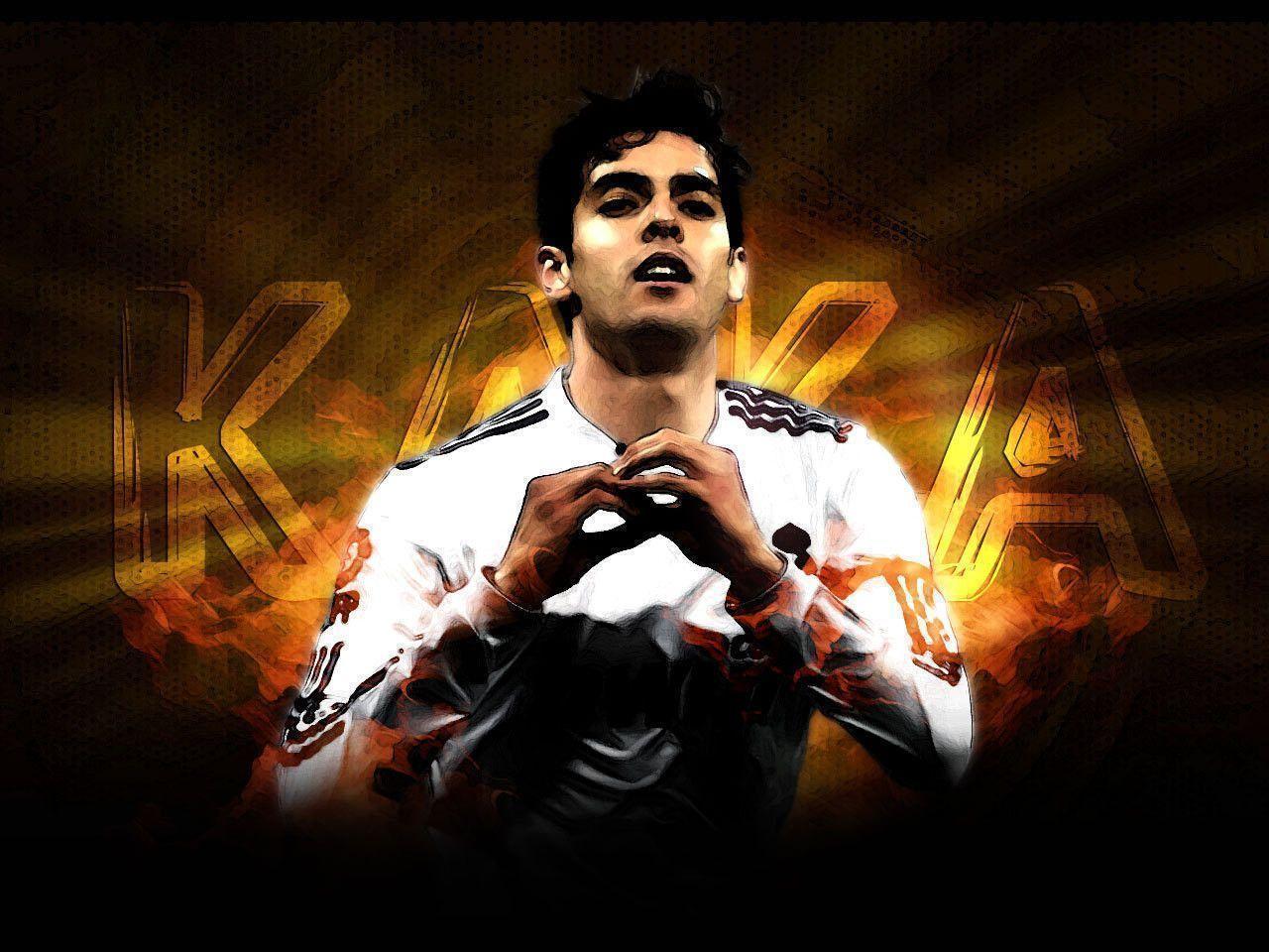 Kaka Wallpaper Real Madrid