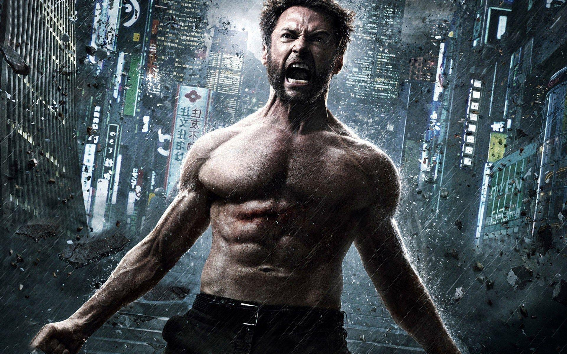 Wallpaper Calendar Superhero : The wolverine wallpapers wallpaper cave