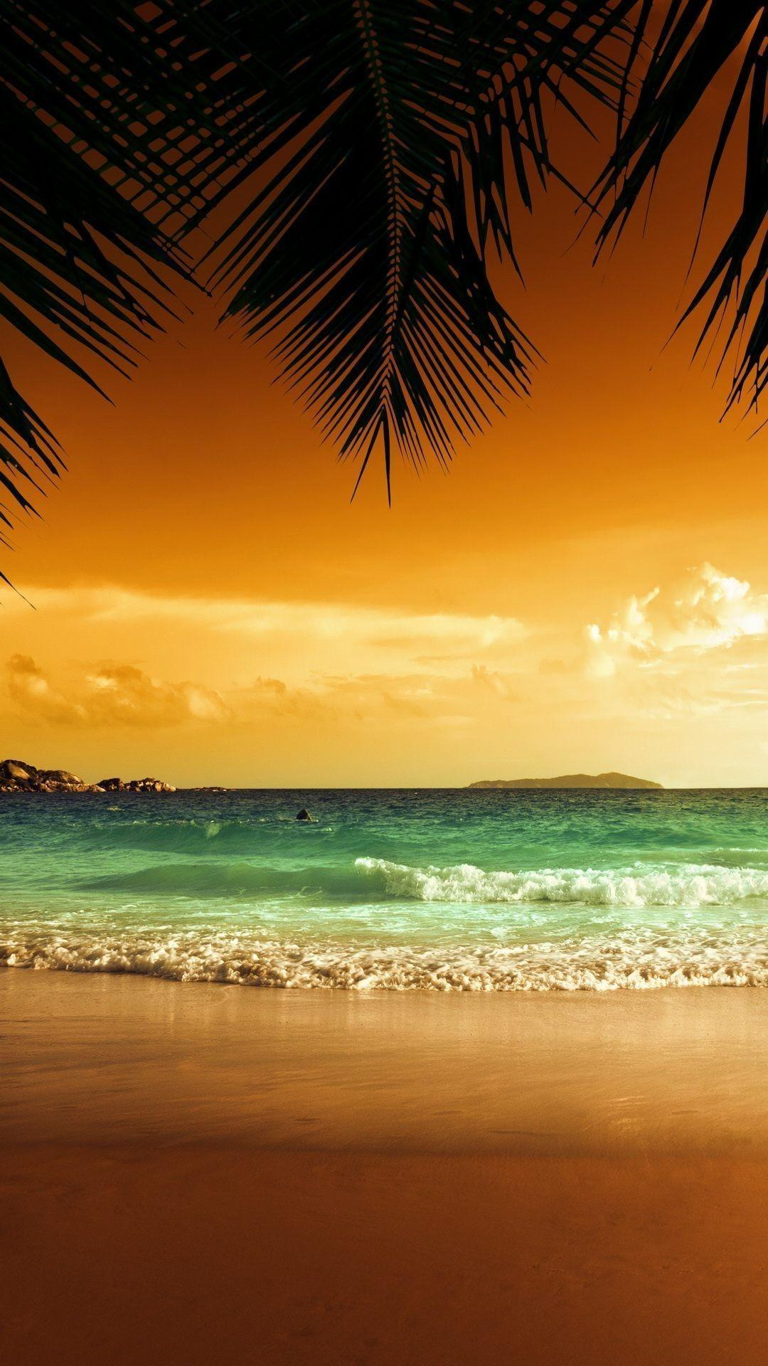 TROPICAL WALLPAPERS 2017 - Wallpaper Cave Relaxing Beach Background