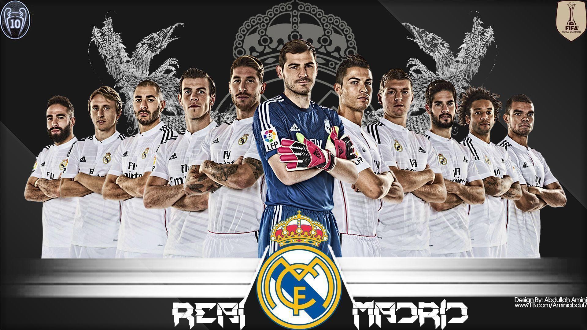 Real Madrid: Real Madrid Logo Wallpapers 2017 HD