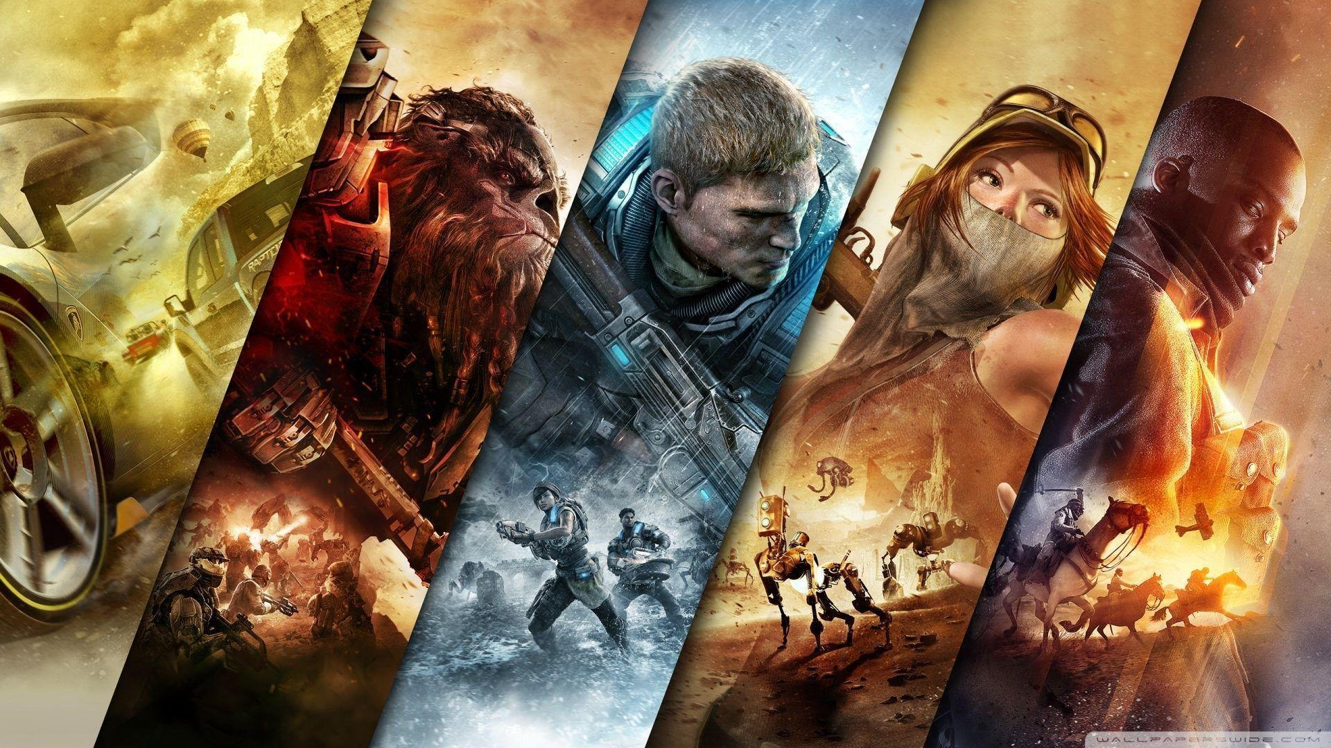 Xbox Games Wallpapers - Wallpaper Cave
