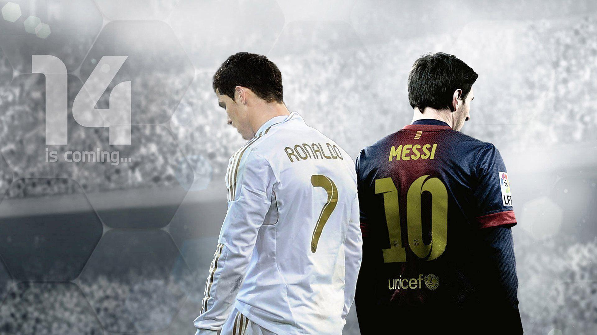 Messi Y Cr7 Wallpaper 2020