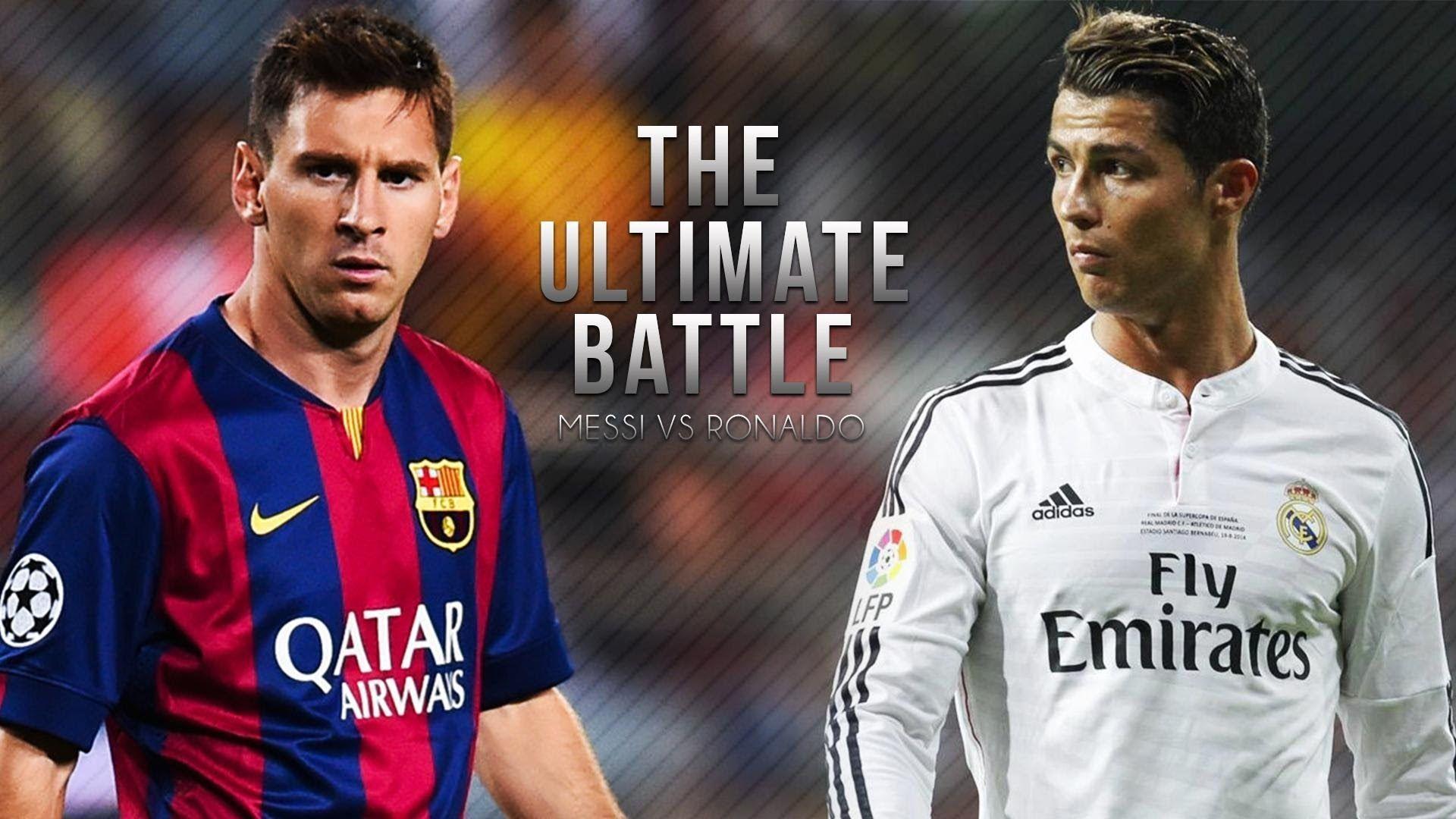 Messi Vs Ronaldo Wallpapers 2017 Hd Wallpaper Cave