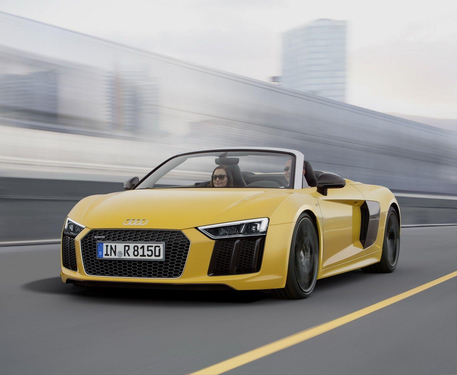 audi r8 spyder 2017 wallpapers wallpaper cave. Black Bedroom Furniture Sets. Home Design Ideas