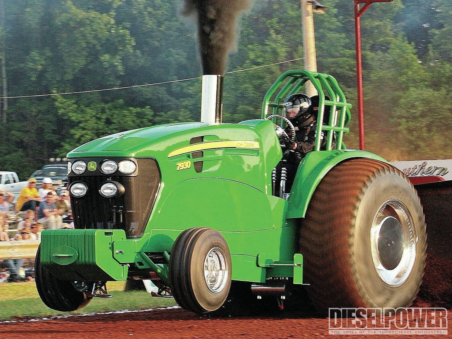 Peterbilt Vs. John Deere