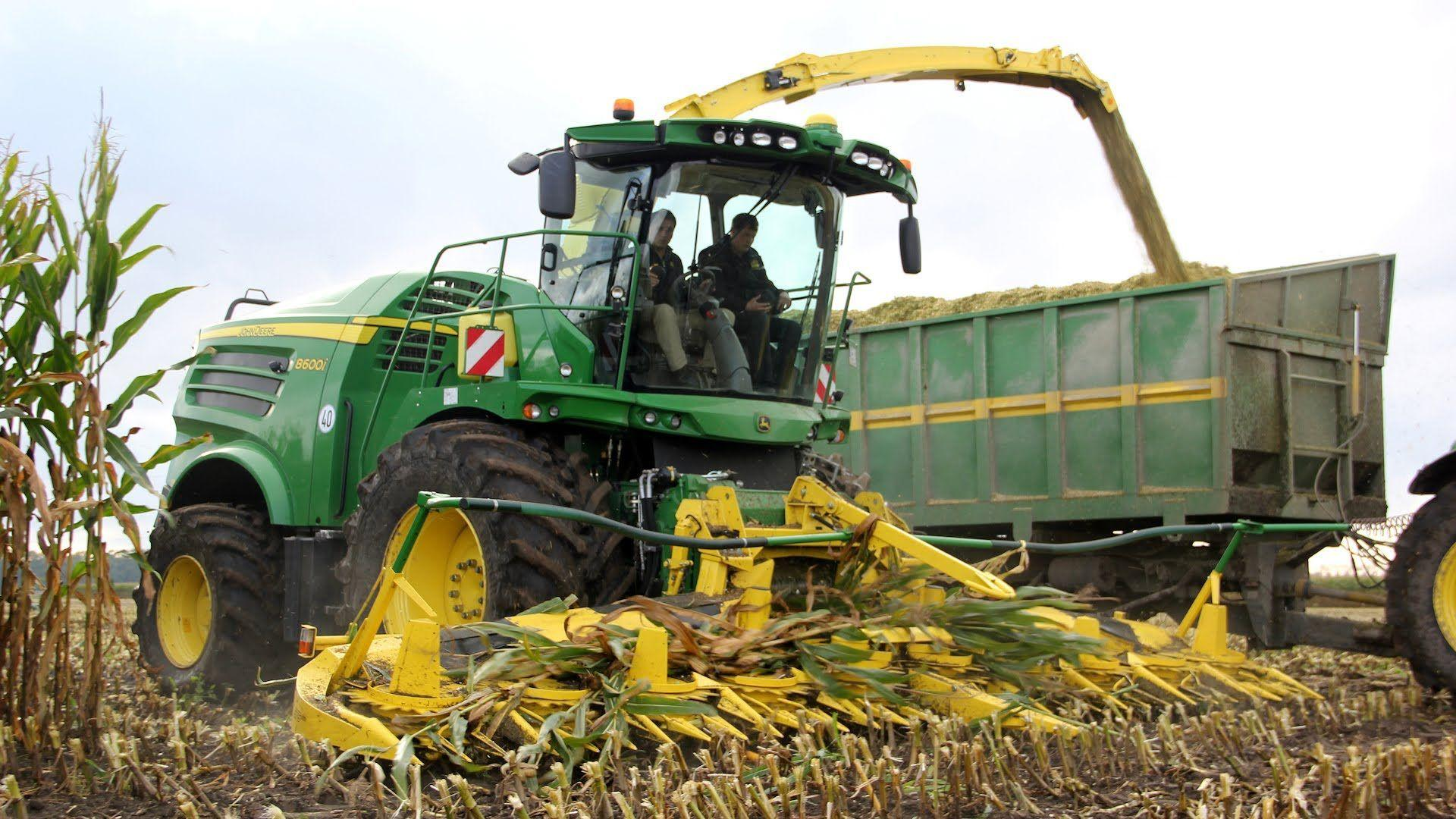 NEW* John Deere presents 8500i + 8600i