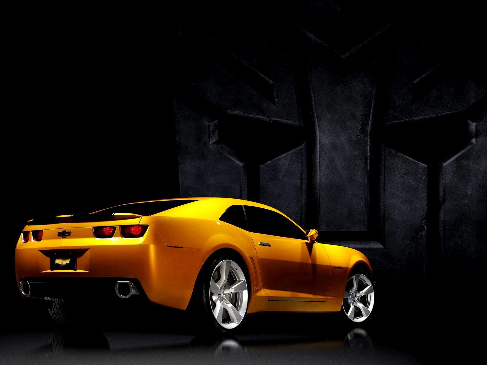 Transformers Bumblebee Car Wallpapers