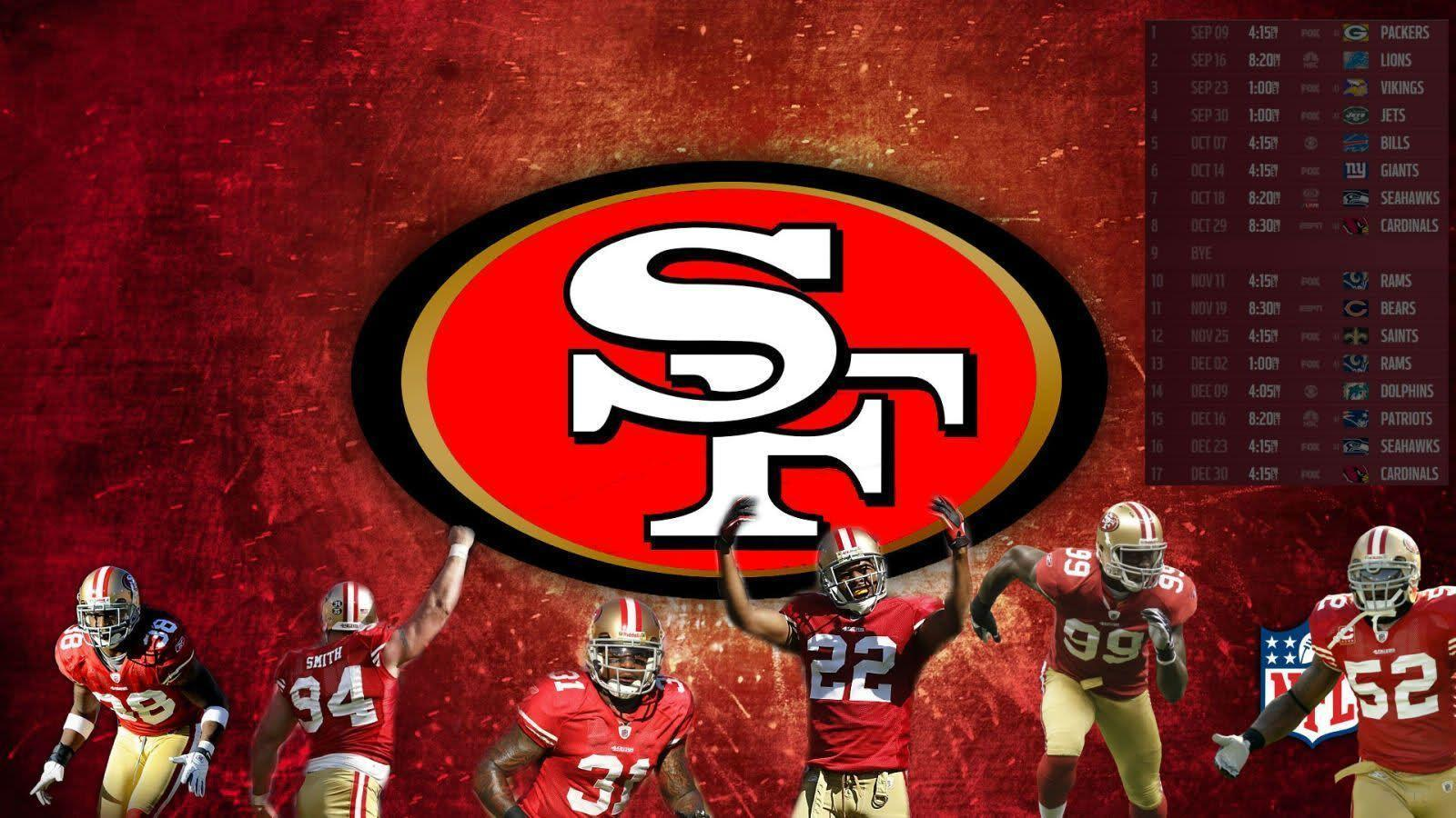 49ers Wallpaper 2015 - WallpaperSafari