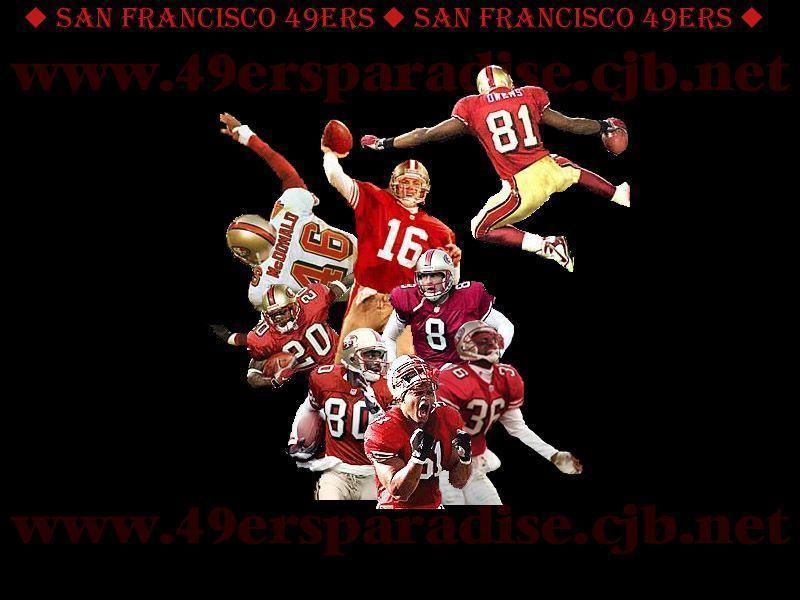 49ers Paradise Wallpaper San Francisco