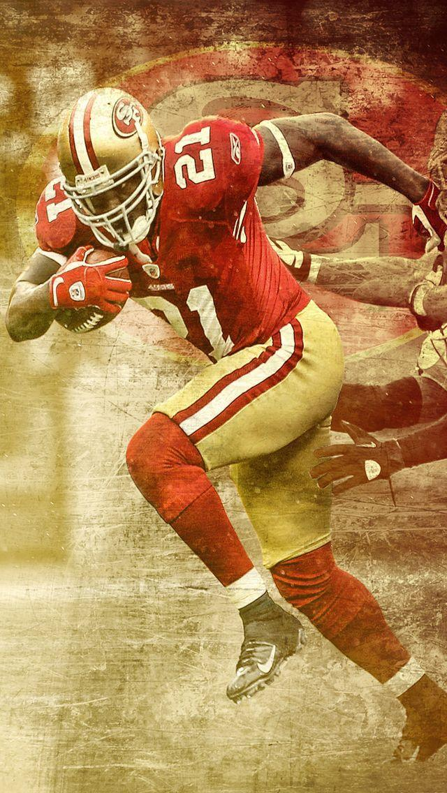 San Francisco 49ers Retina HD iPhone 5s Wallpapers - mobilecrazies