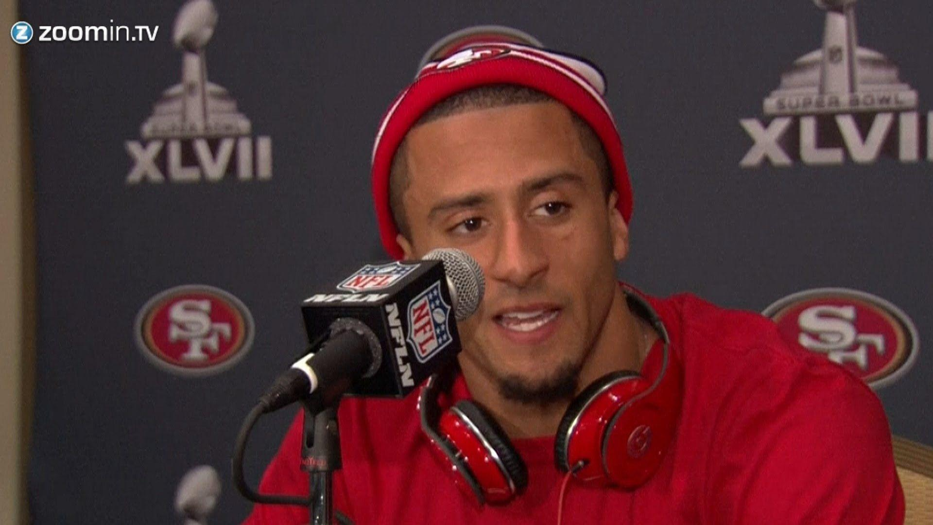 Colin Kaepernick interview -- Quarterback San Francisco 49ers ...