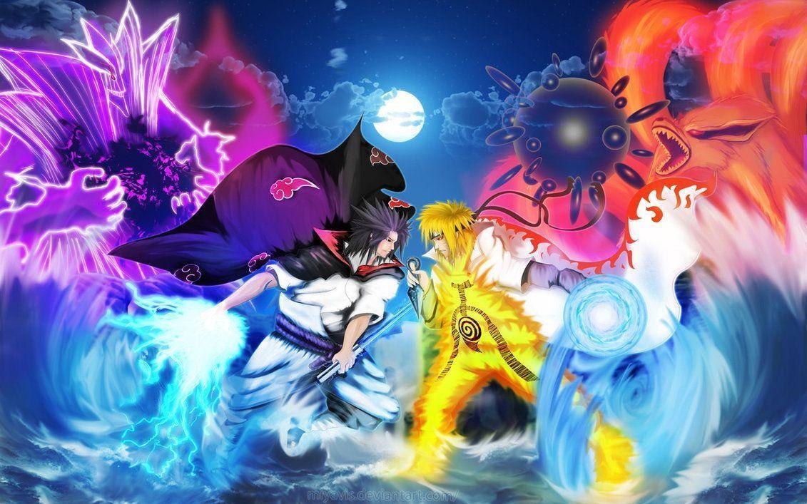 Download 700+ Wallpaper Anime Naruto Versi Hd HD Terbaik