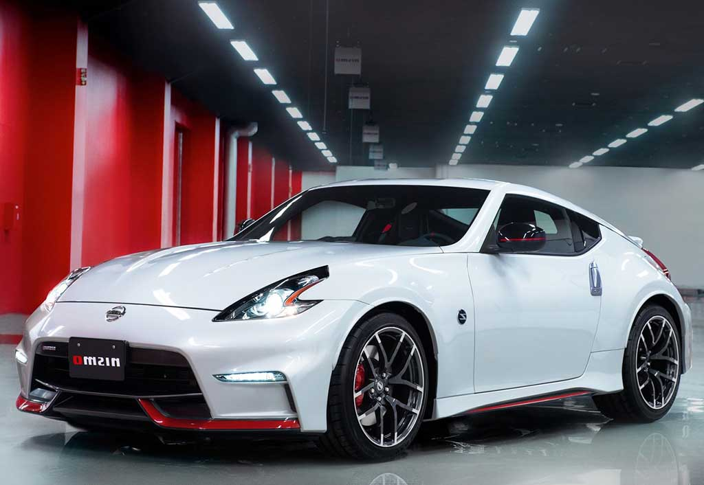 2017 Nissan 370z Wallpapers Wallpaper Cave