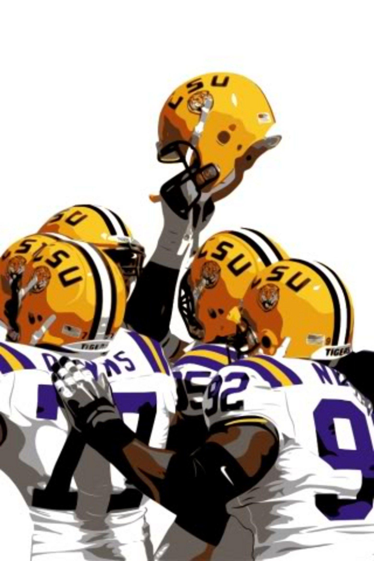 lsu football 2017 wallpapers wallpaper cave