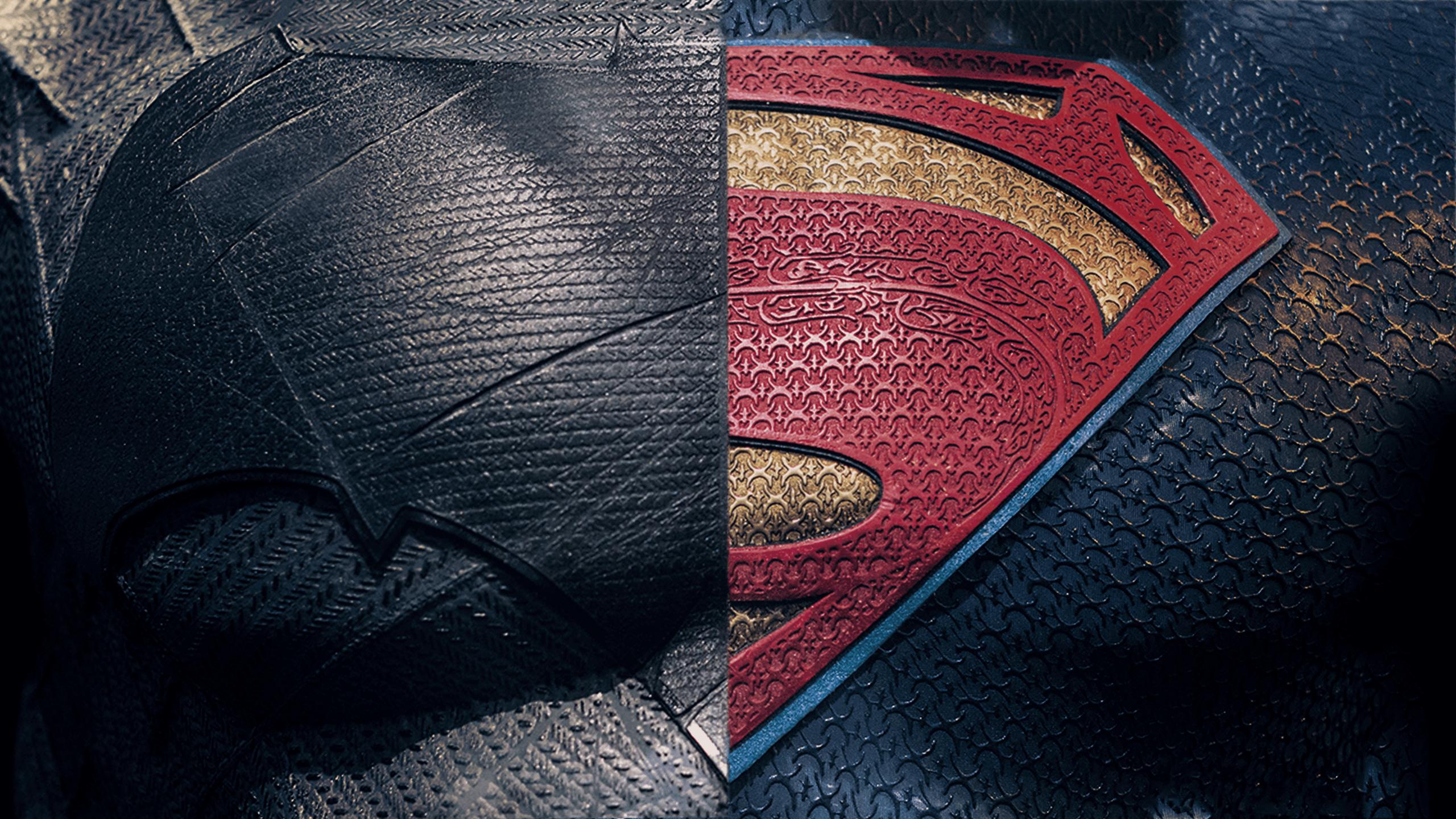 Batman Superman Logo Wallpaper (11078) - Wallpaperesque |Batman Superman Logo Wallpaper