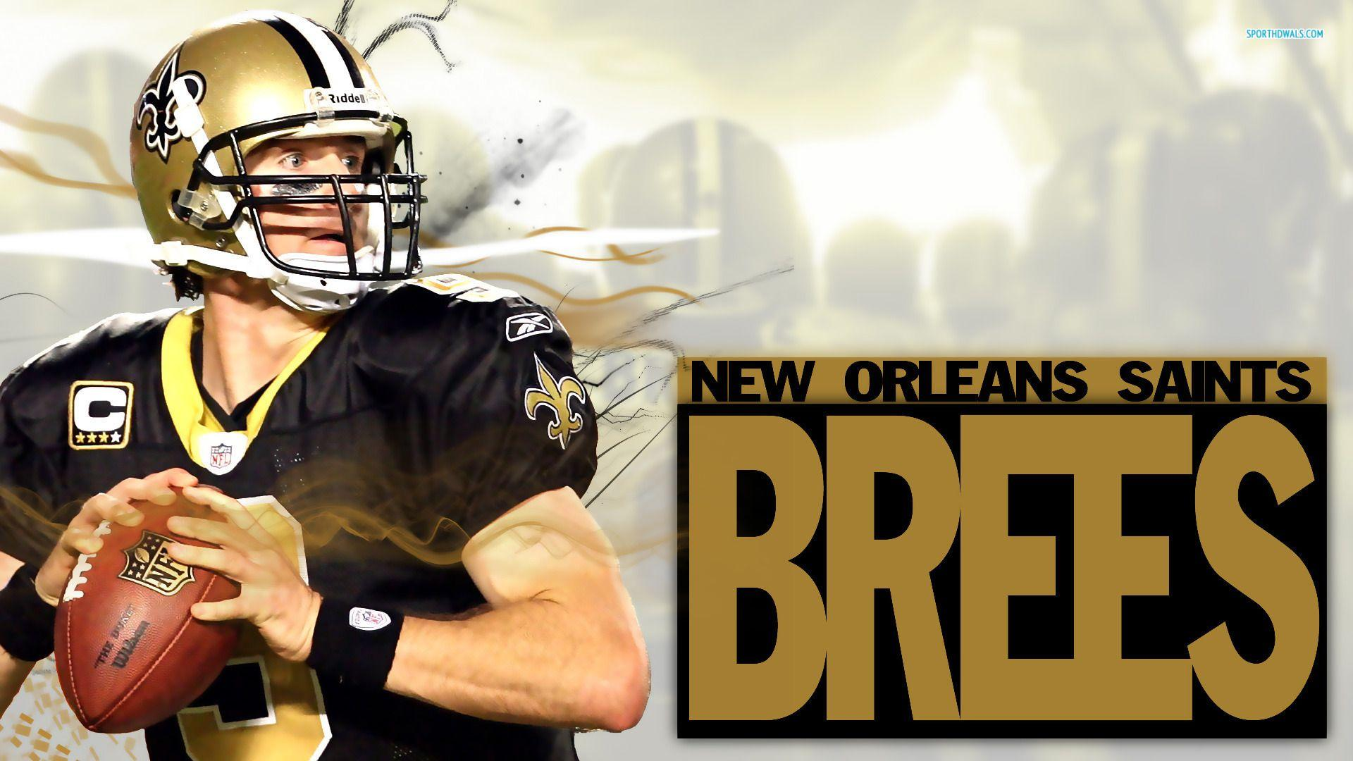 Drew Brees HD Wallpapers