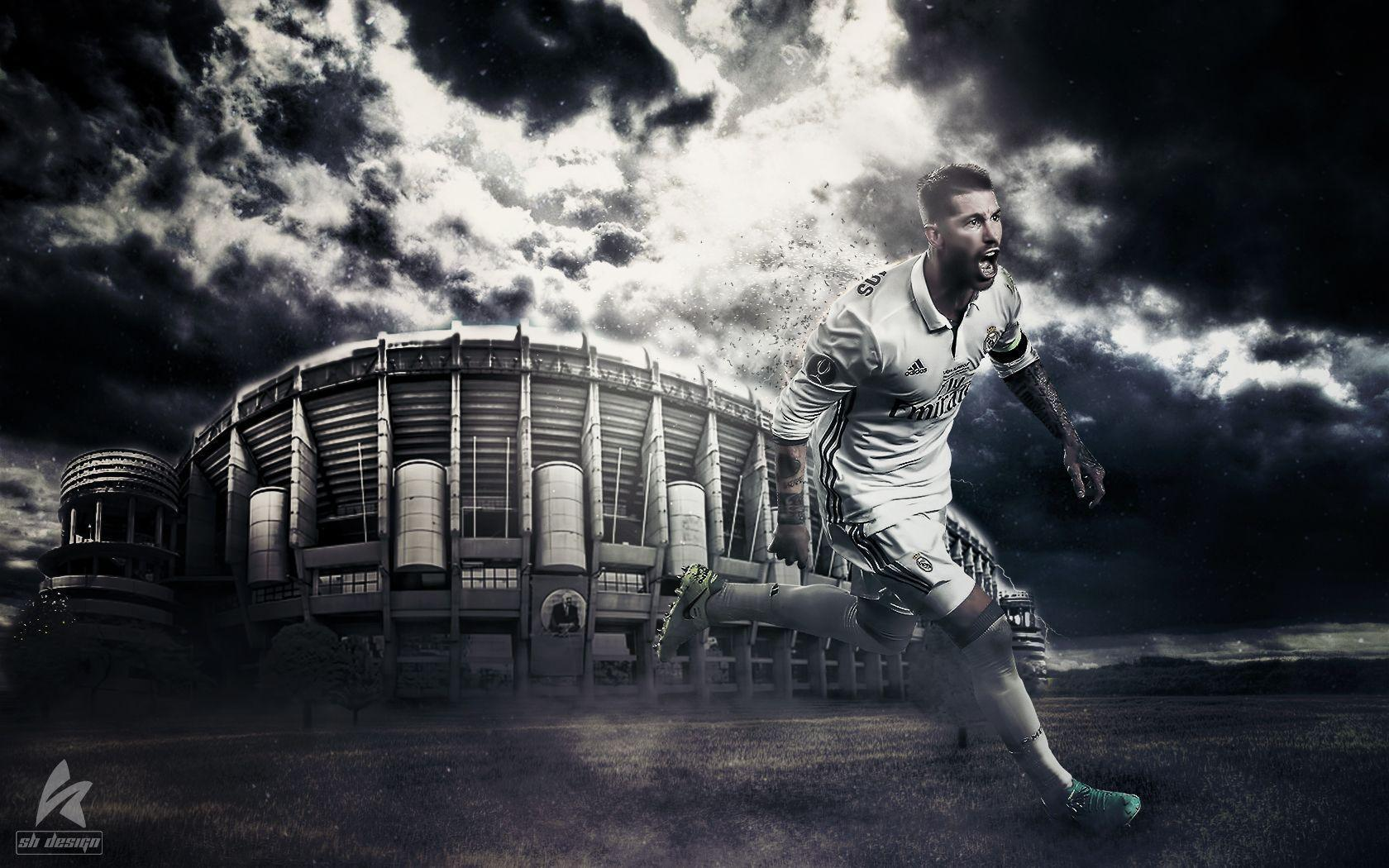 Sergio Ramos 2017 Wallpapers Wallpaper Cave