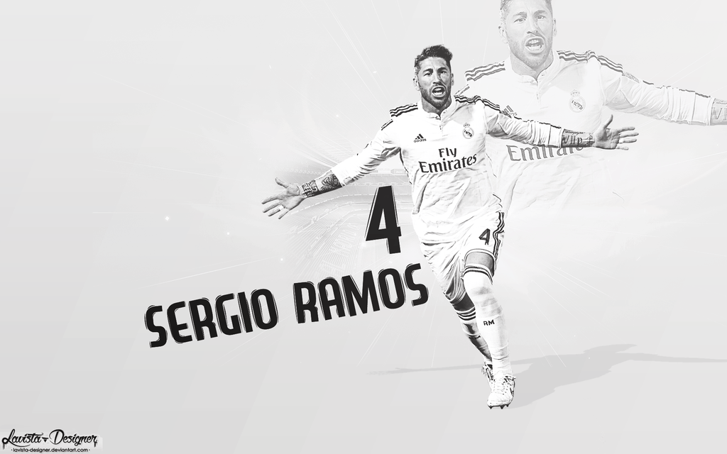 Sergio Ramos 2017 Wallpapers