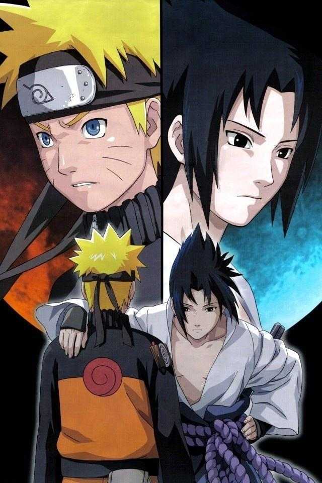 Naruto Shippuden Wallpapers HD For Iphone