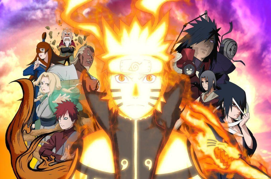 Best Naruto Shippuden Wallpapers