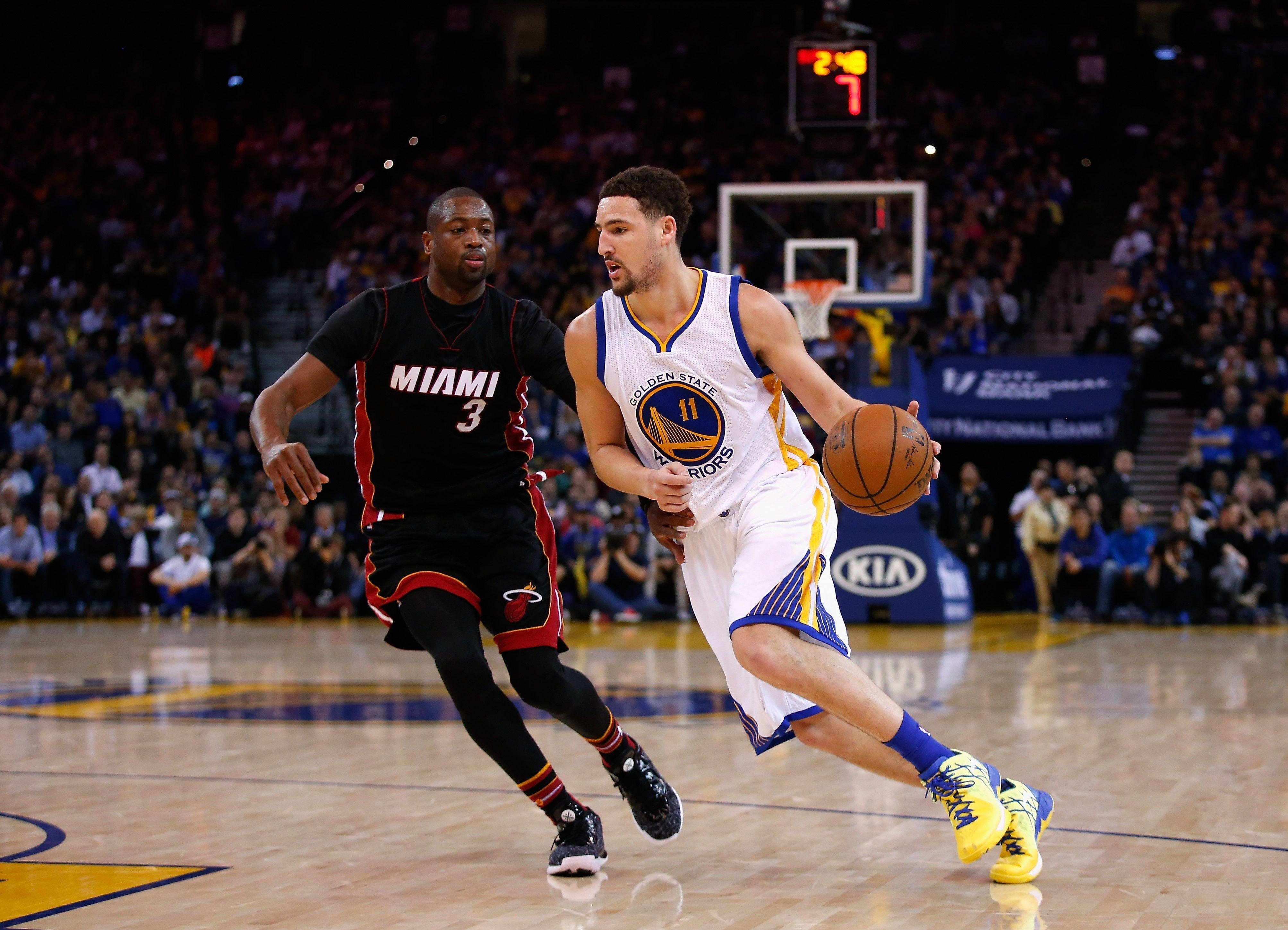 Does Dwyane Wade want the Golden State Warriors to get to 73 wins