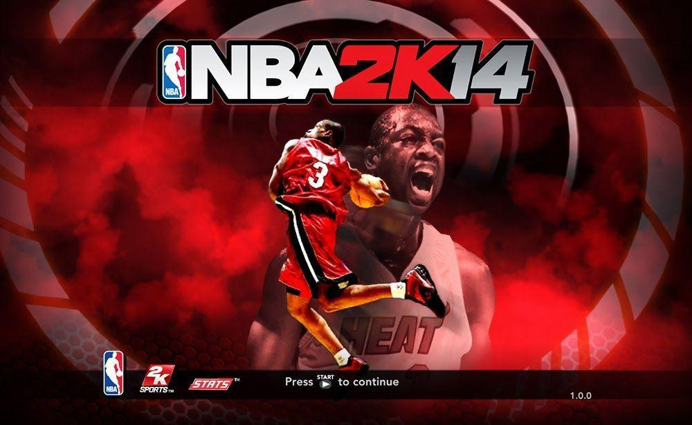 NBA 2k14 Title Screen Patches Download