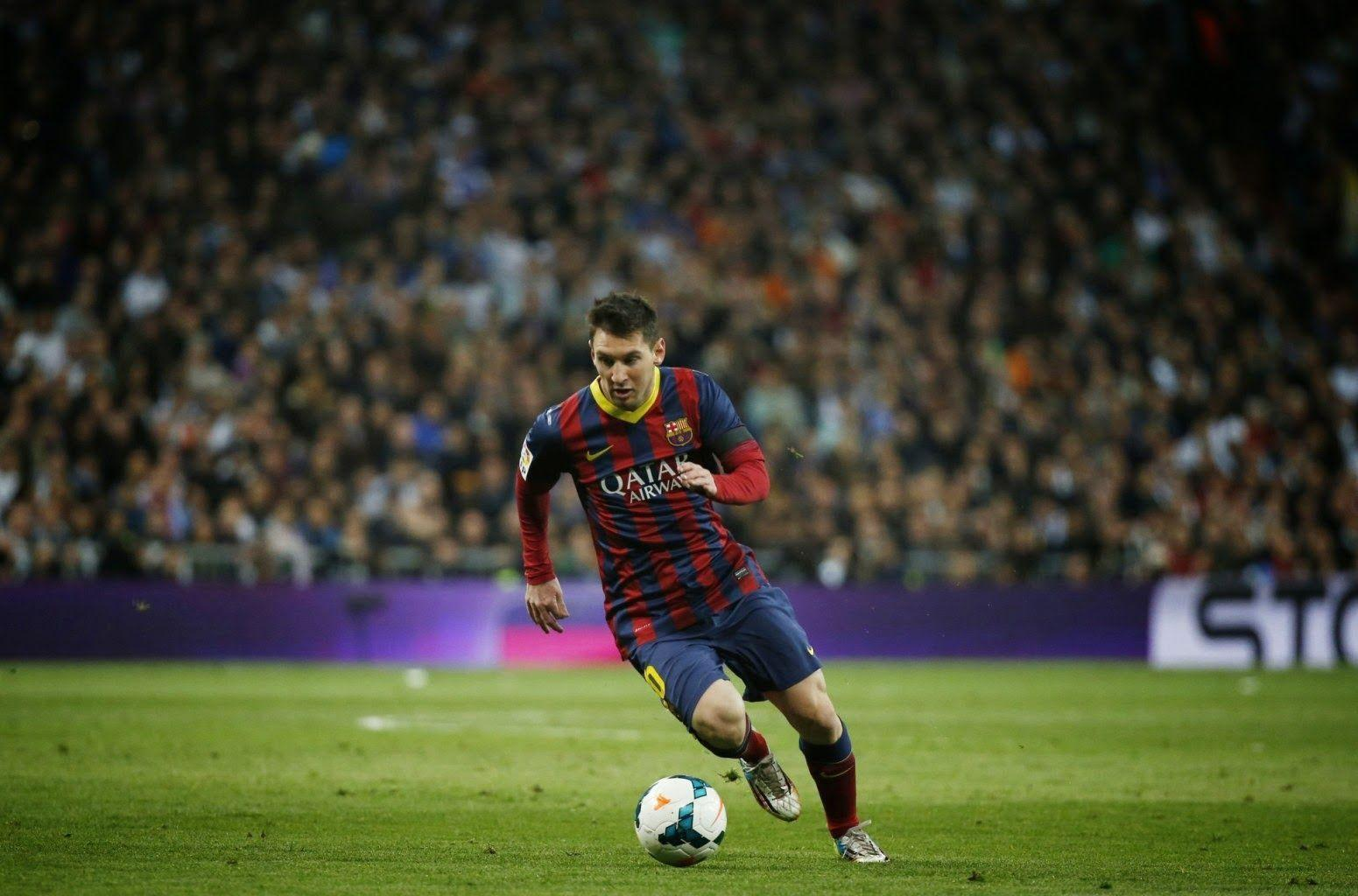 Lionel Messi Wallpaper...