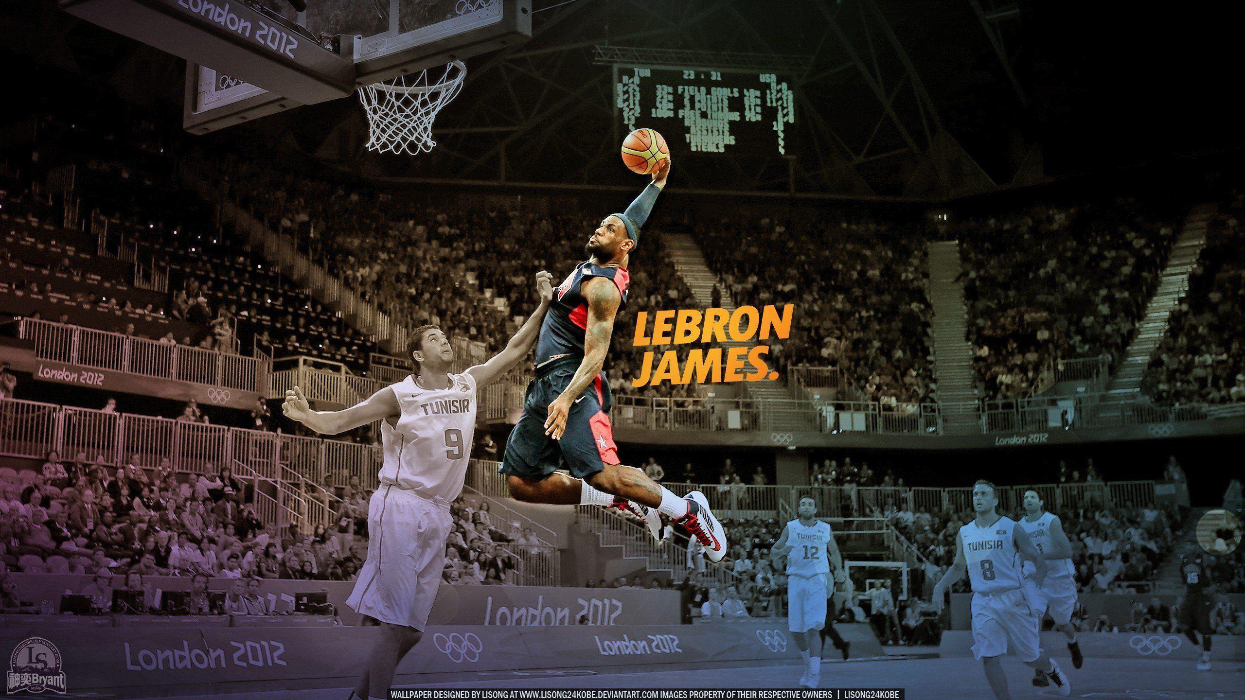 lebron james wallpapers