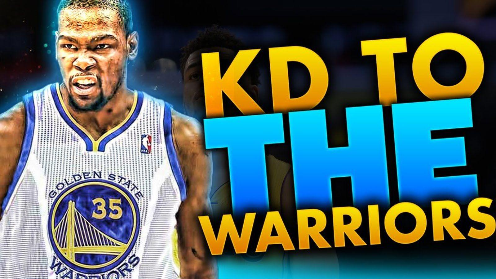 Kevin Durant Warriors Wallpapers Wallpaper Cave