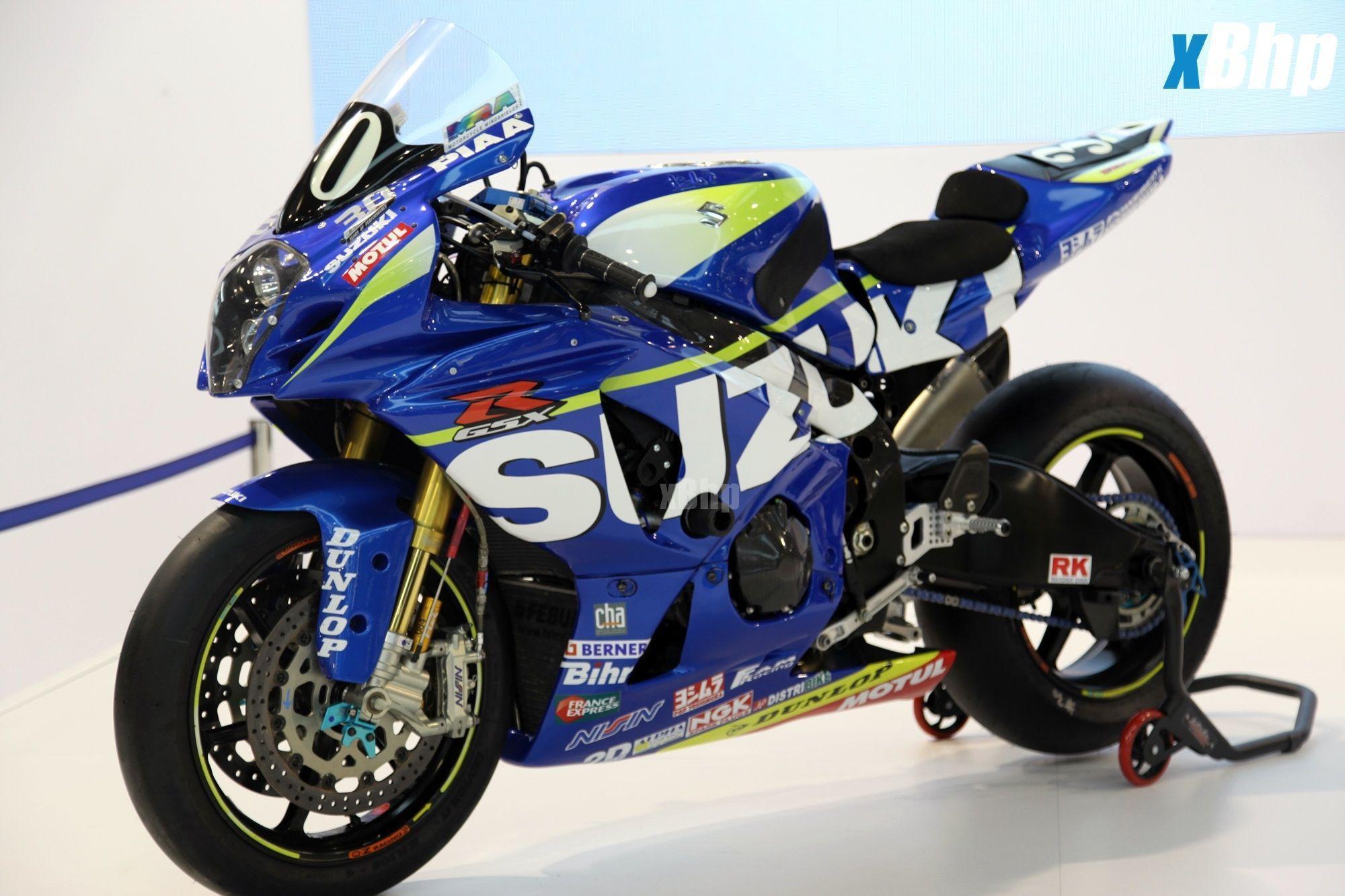 Suzuki Gsxr Concept