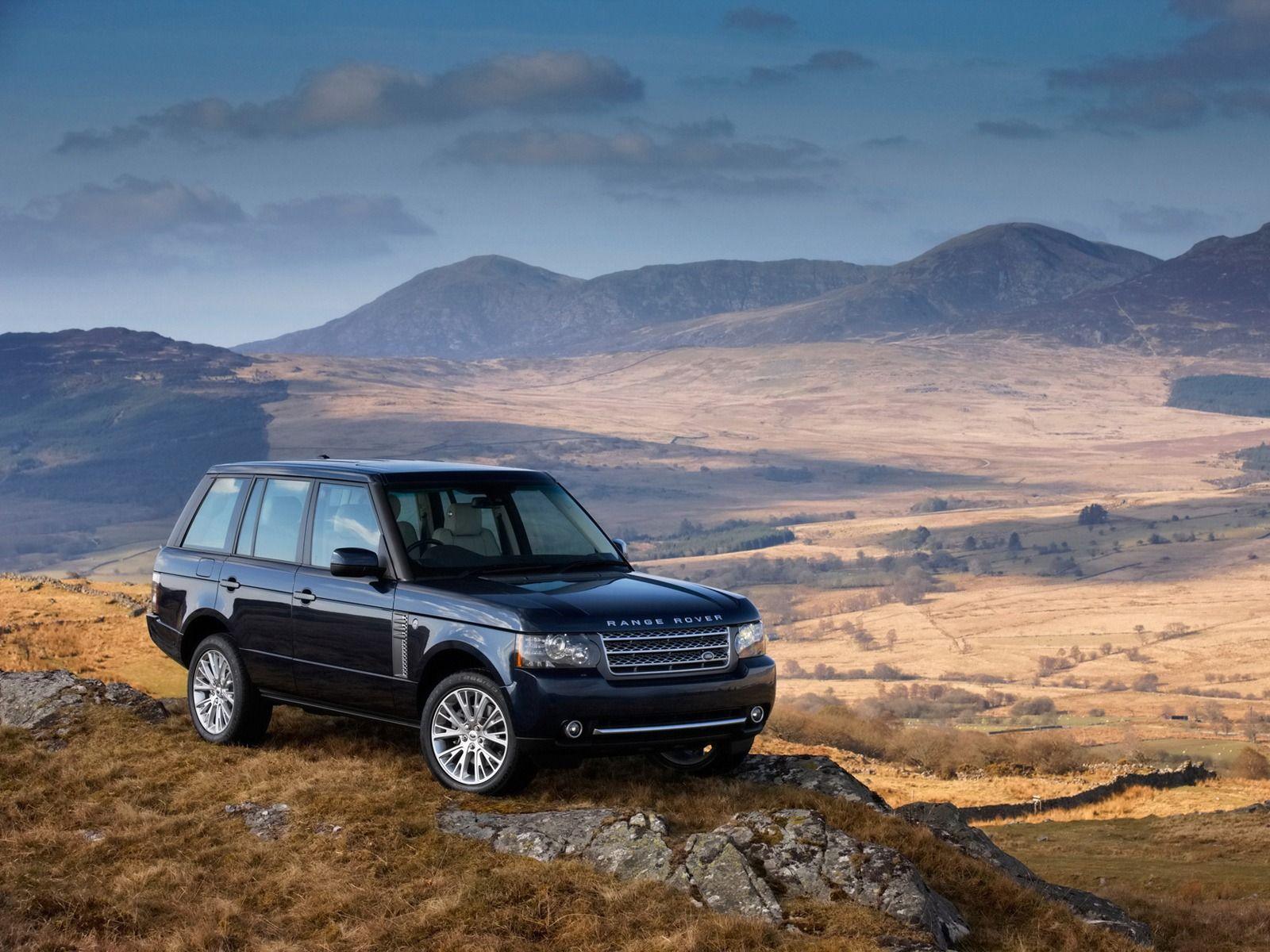 Black Range Rover Sport Wallpaper: Range Rover Sport 2017 Desktop Wallpapers 1600x1200