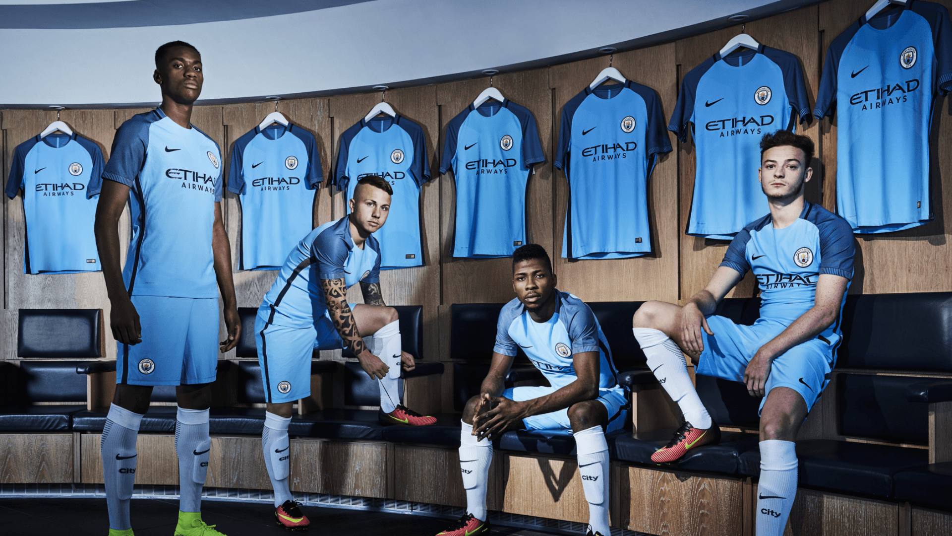 Man City 2017 Wallpapers Wallpaper Cave