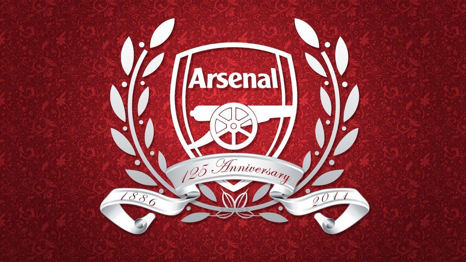 Arsenal Logo Wallpapers 2017 - Wallpaper Cave