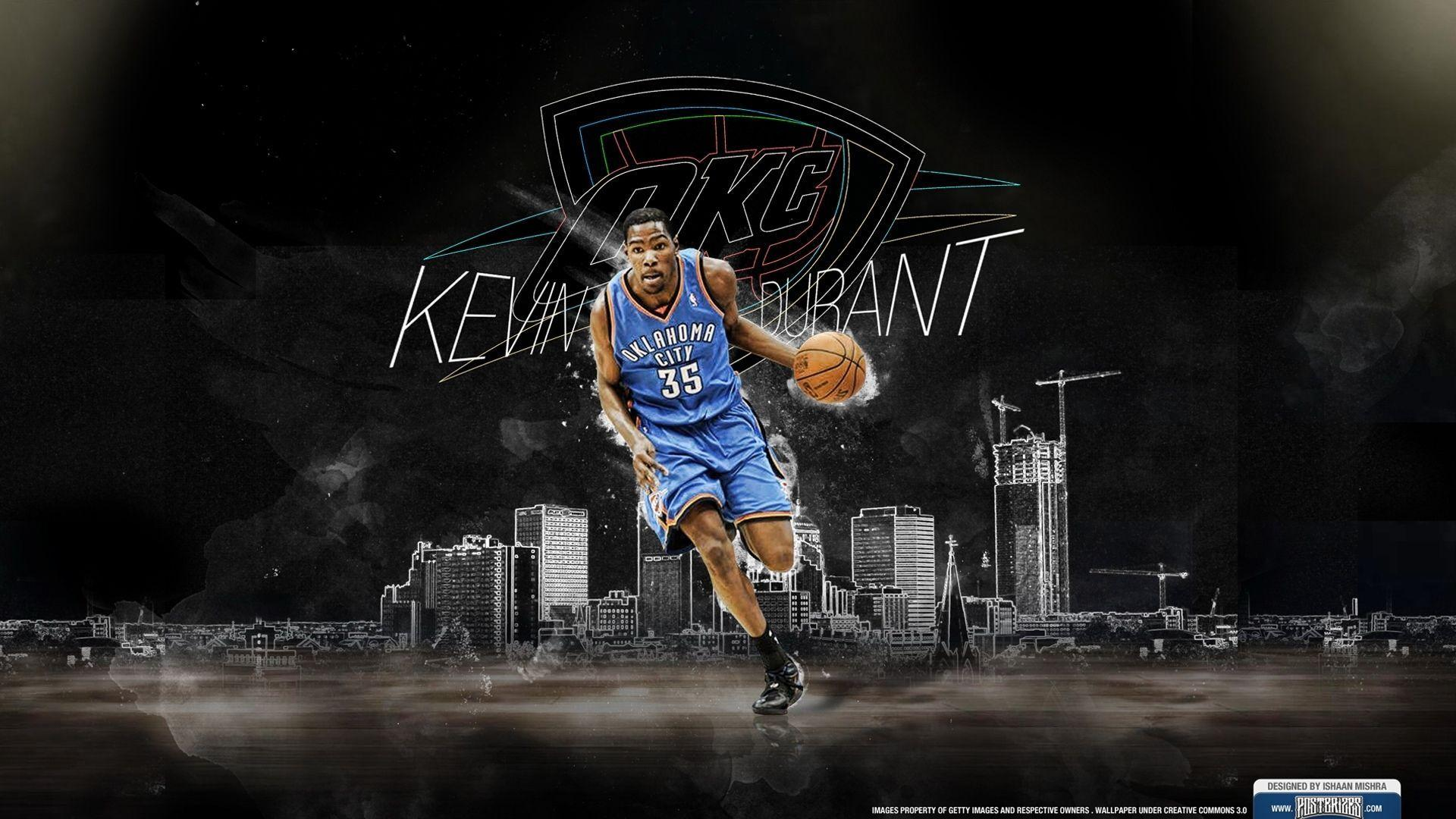 Kevin Durant Dunk Wallpapers 2017 - Wallpaper Cave